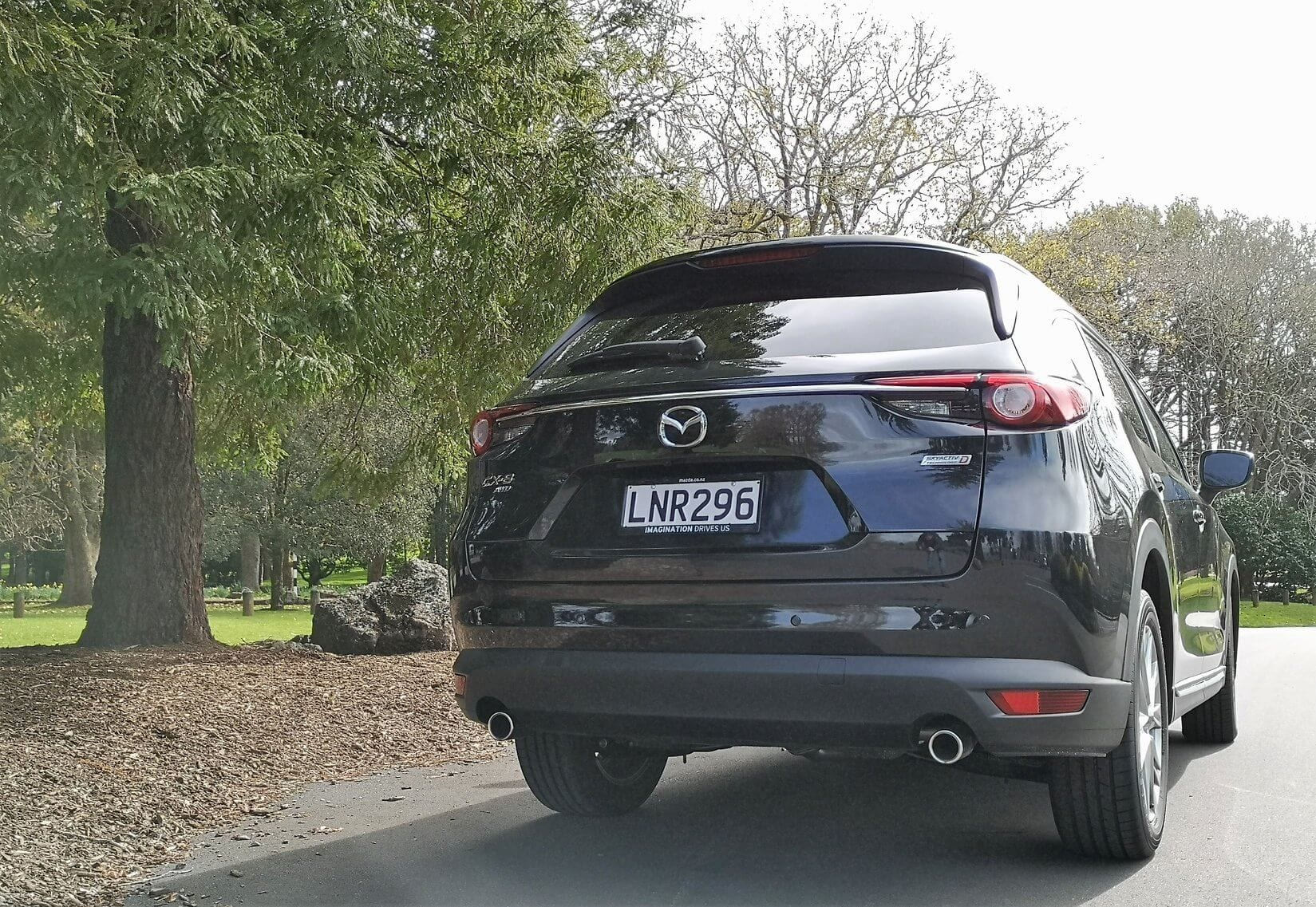 Mazda CX-8 review New Zealand