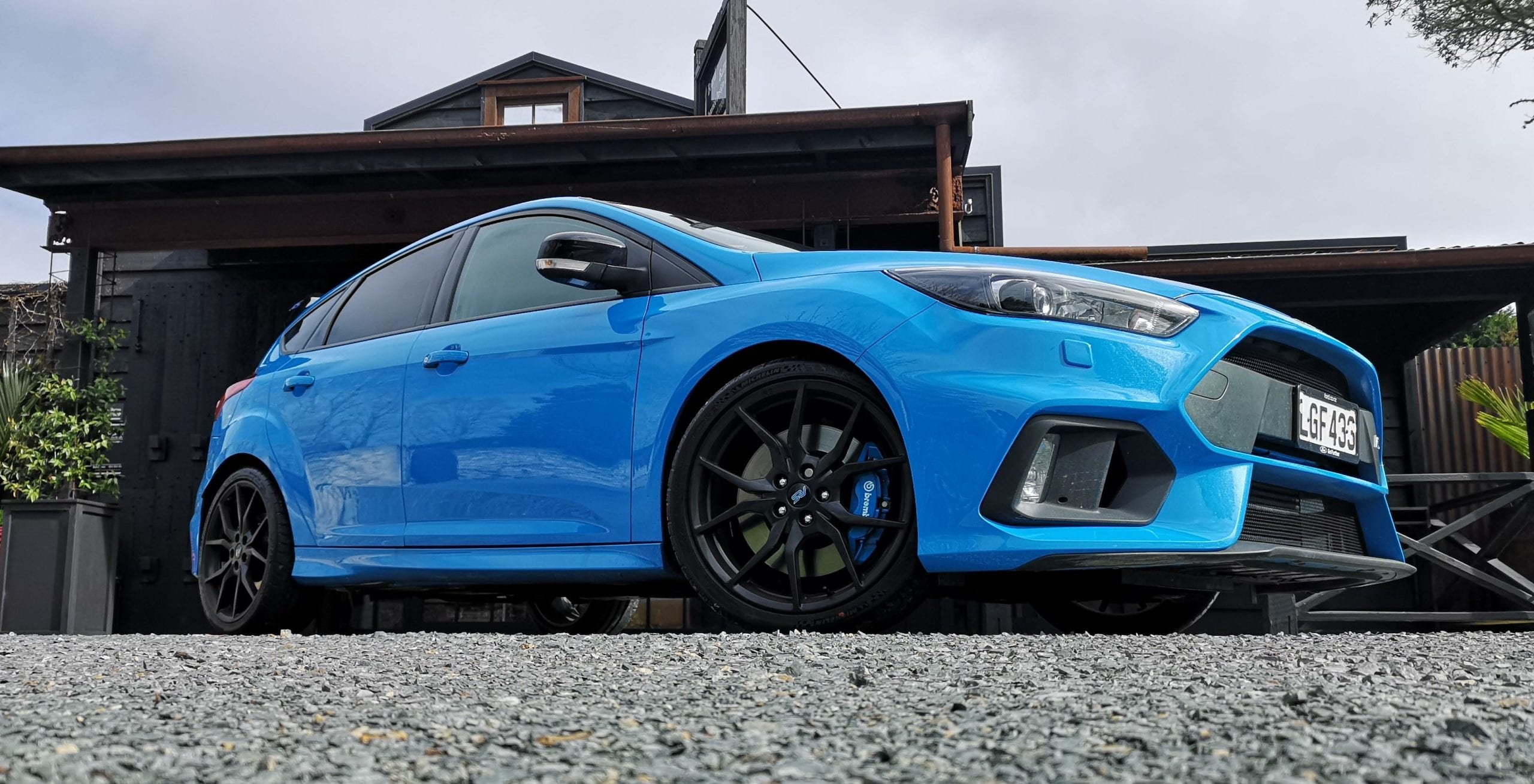 Ford Focus RS Limited Edition New Zealand