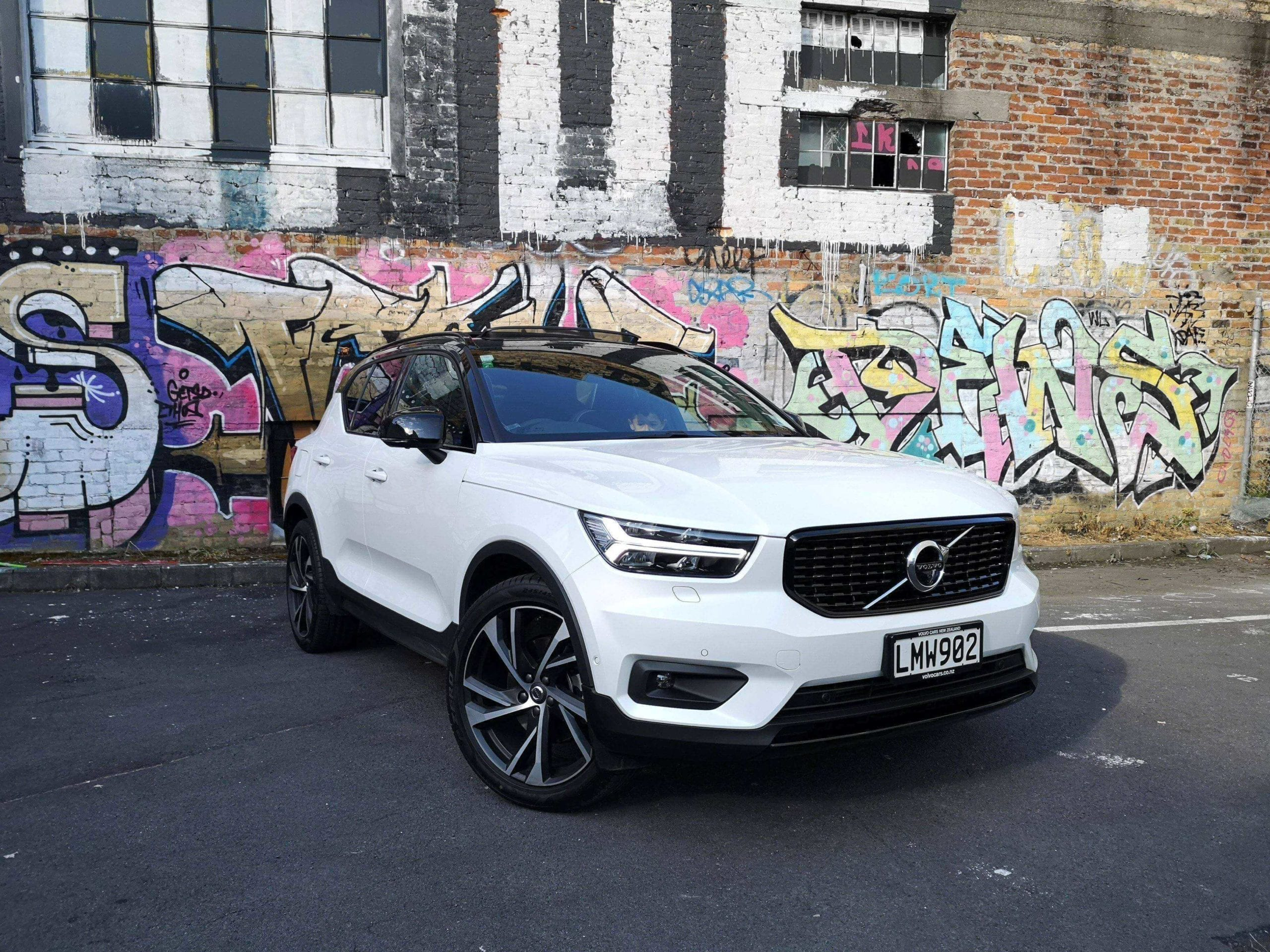 Volvo XC40 review New Zealand