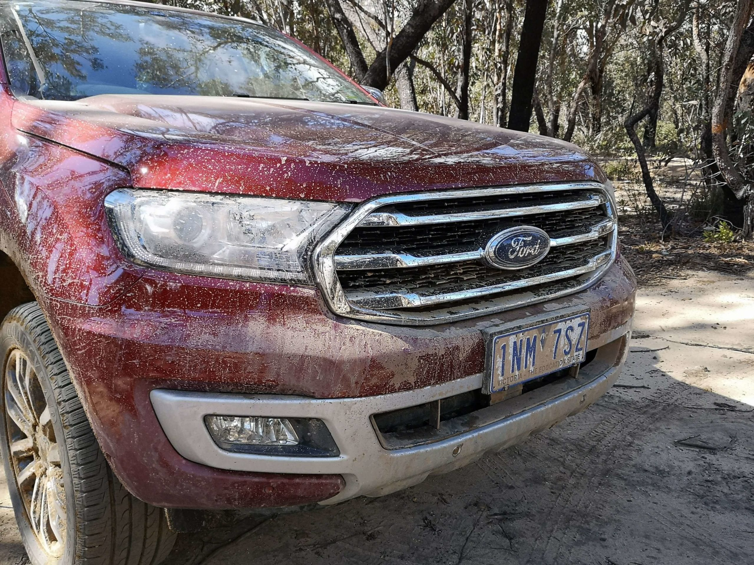 2019 Ford Everest Review