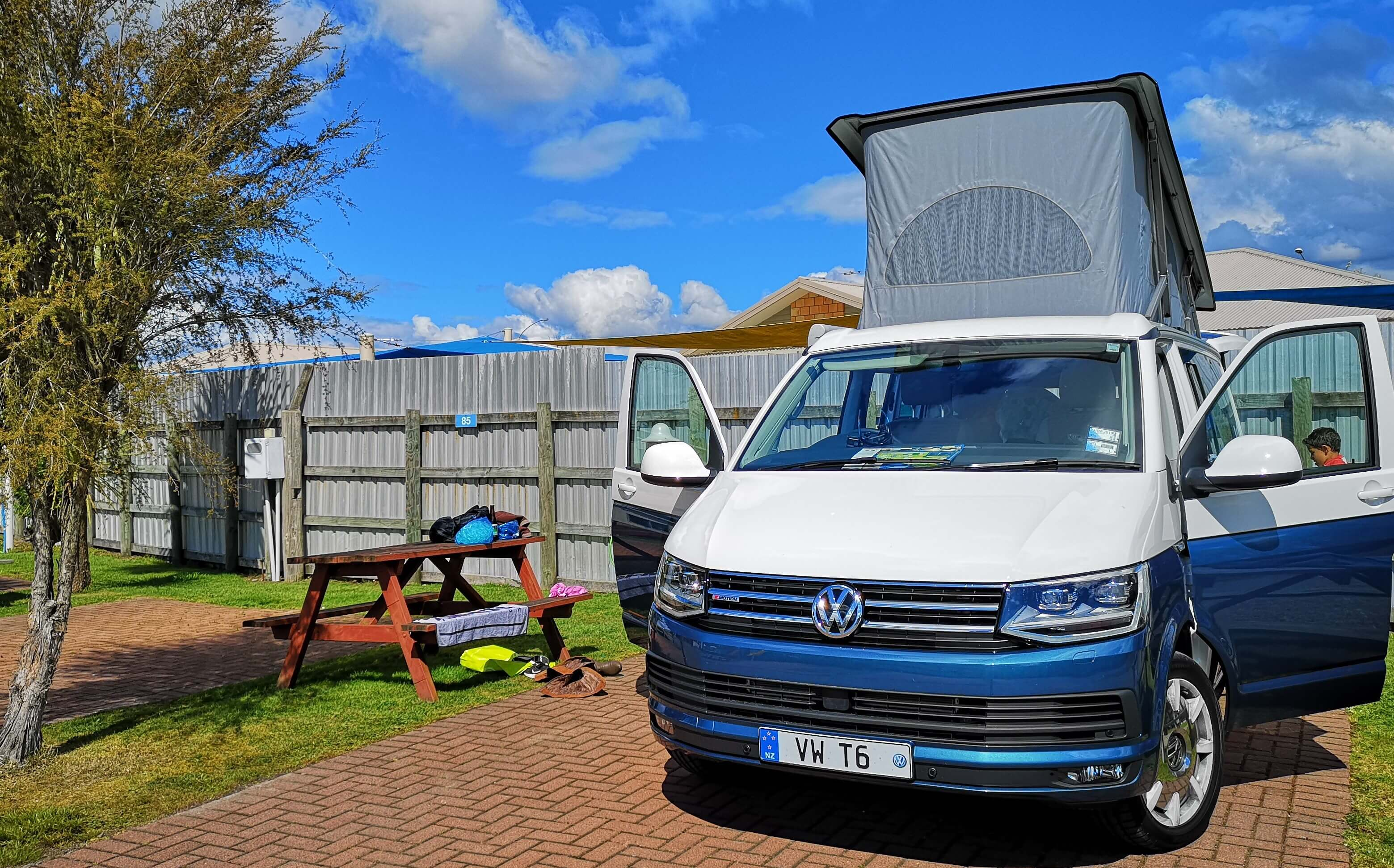 VW California Ocean T6 Review New Zealand