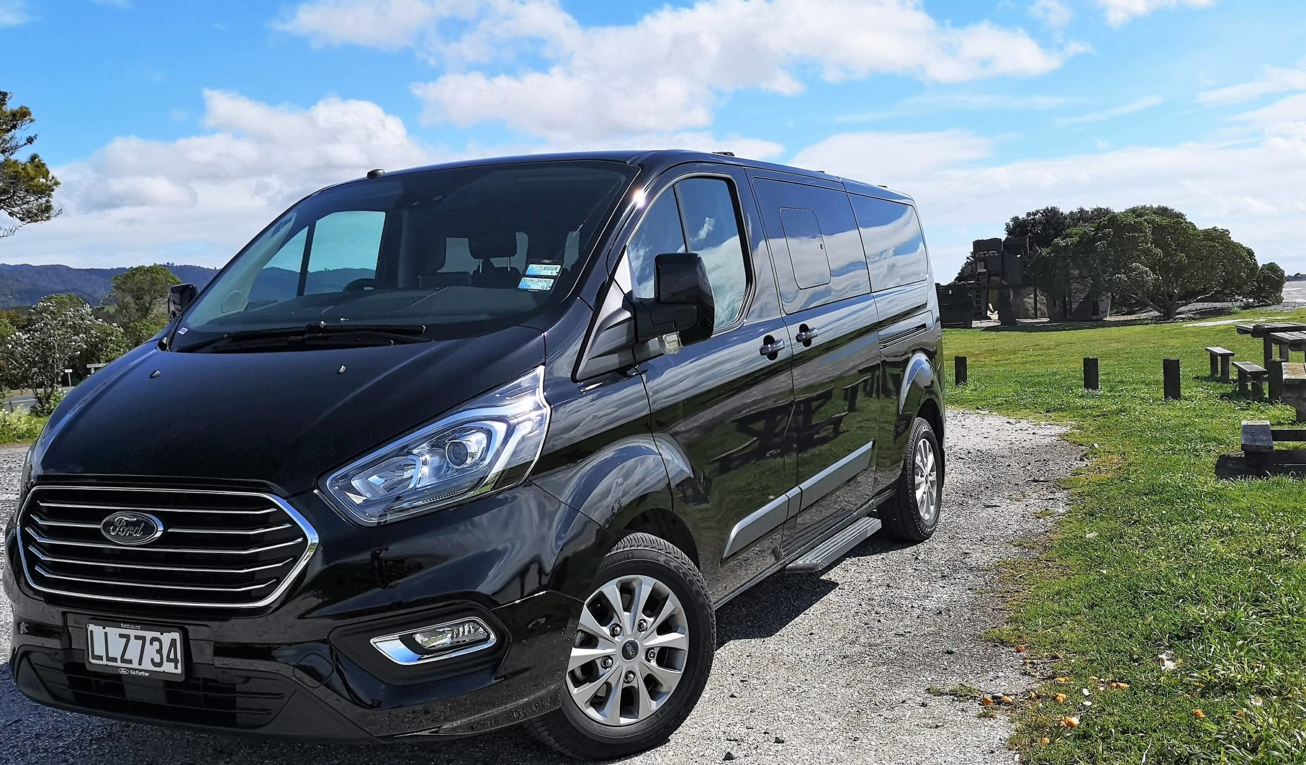Ford Tourneo Custom Review New Zealand