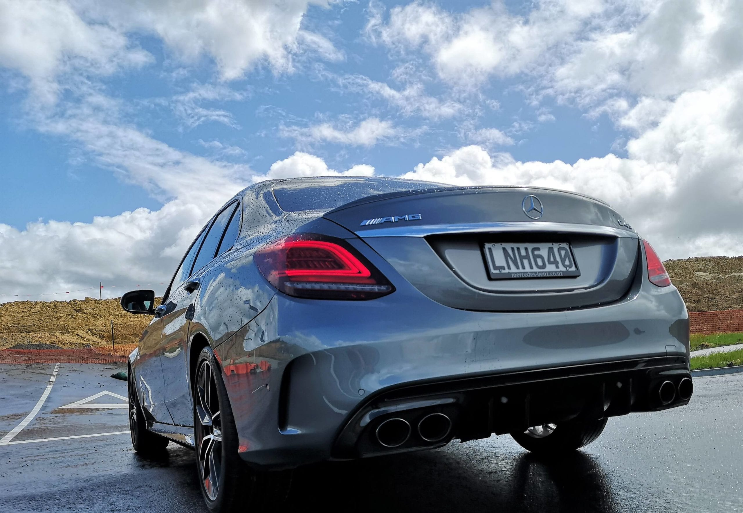 Mercedes-AMG C43 Coupe Review New Zealand