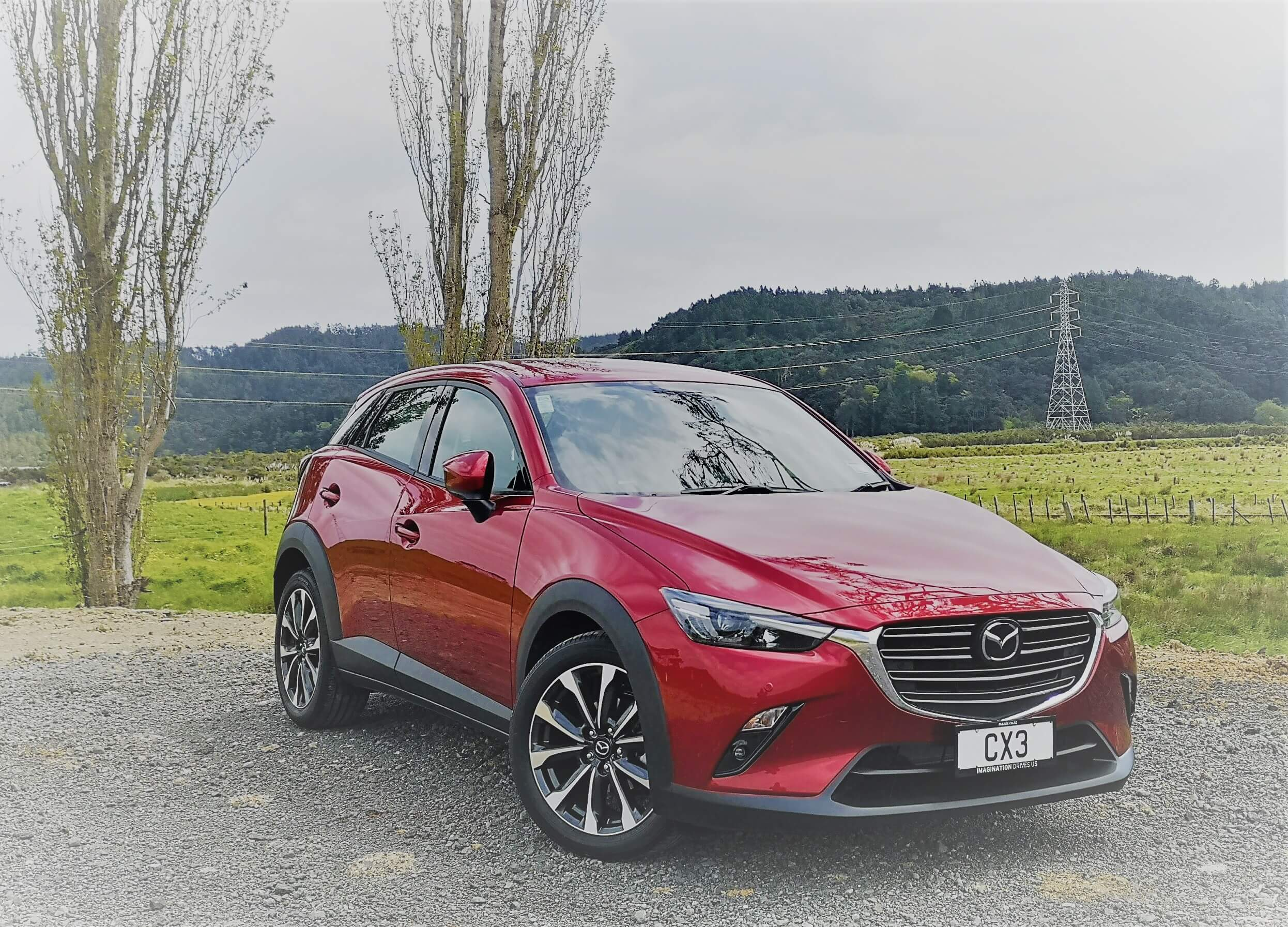 Mazda CX-3 Review New Zealand