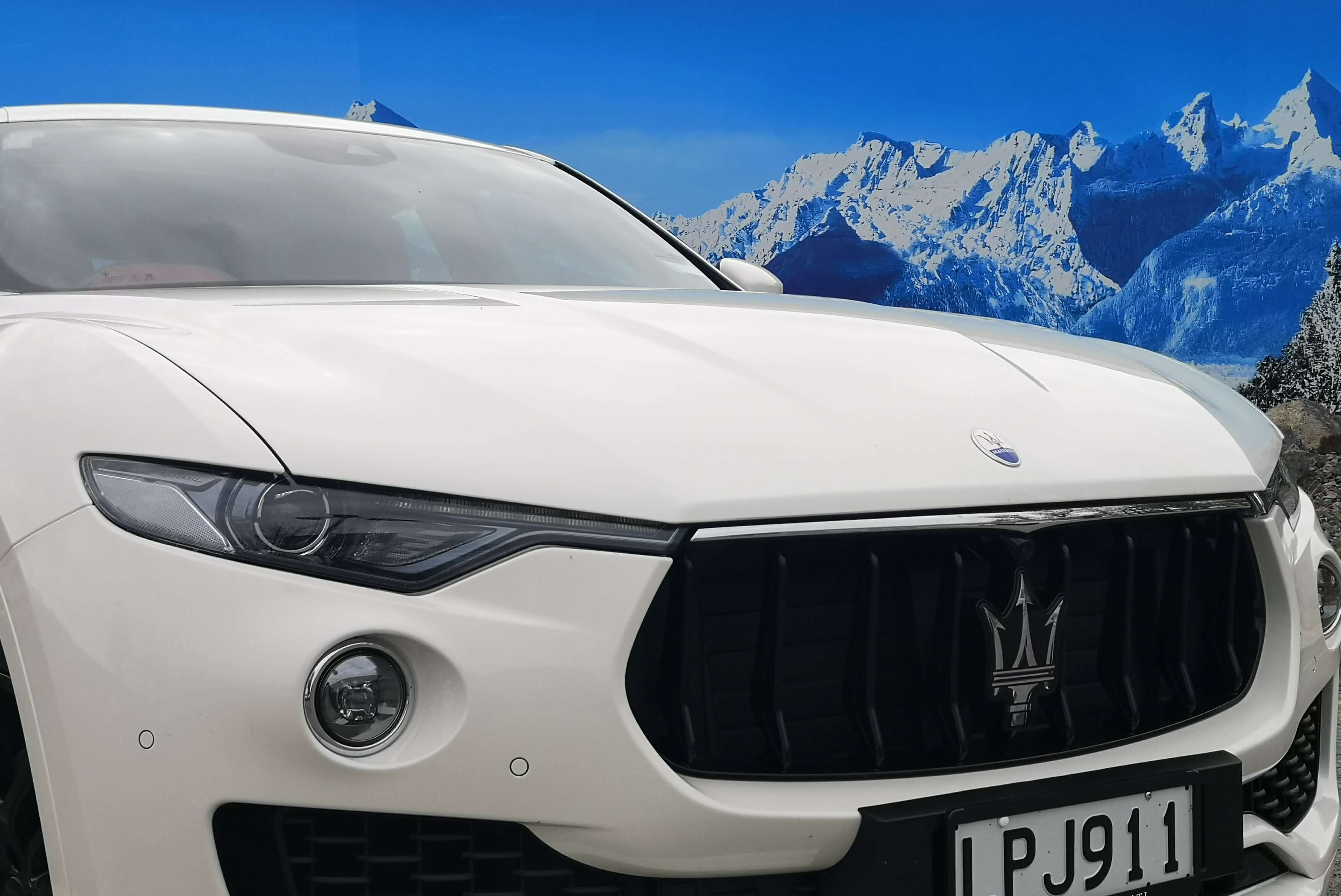 Maserati Levante S GranSport Review New Zealand