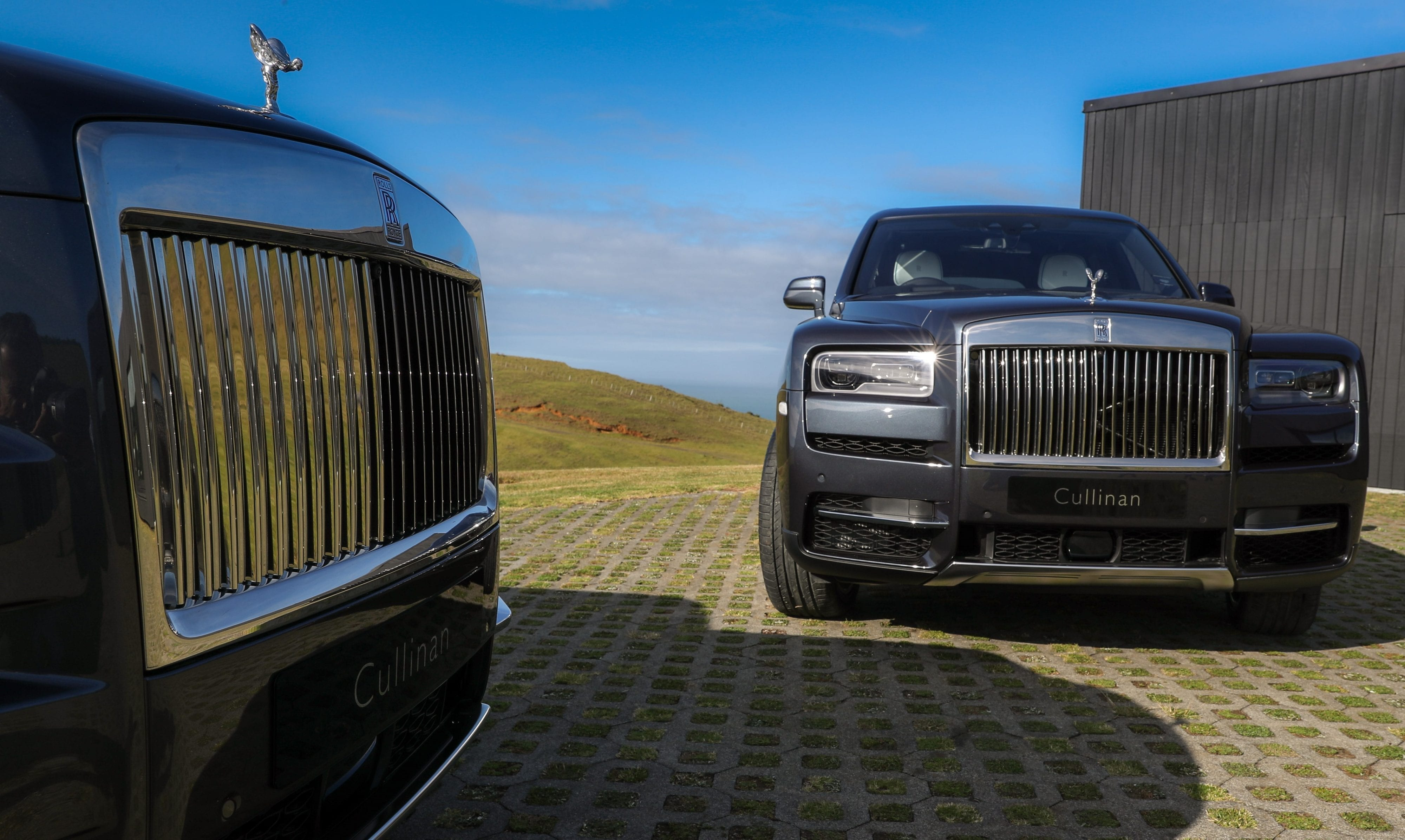 Rolls-Royce Cullinan review New Zealand
