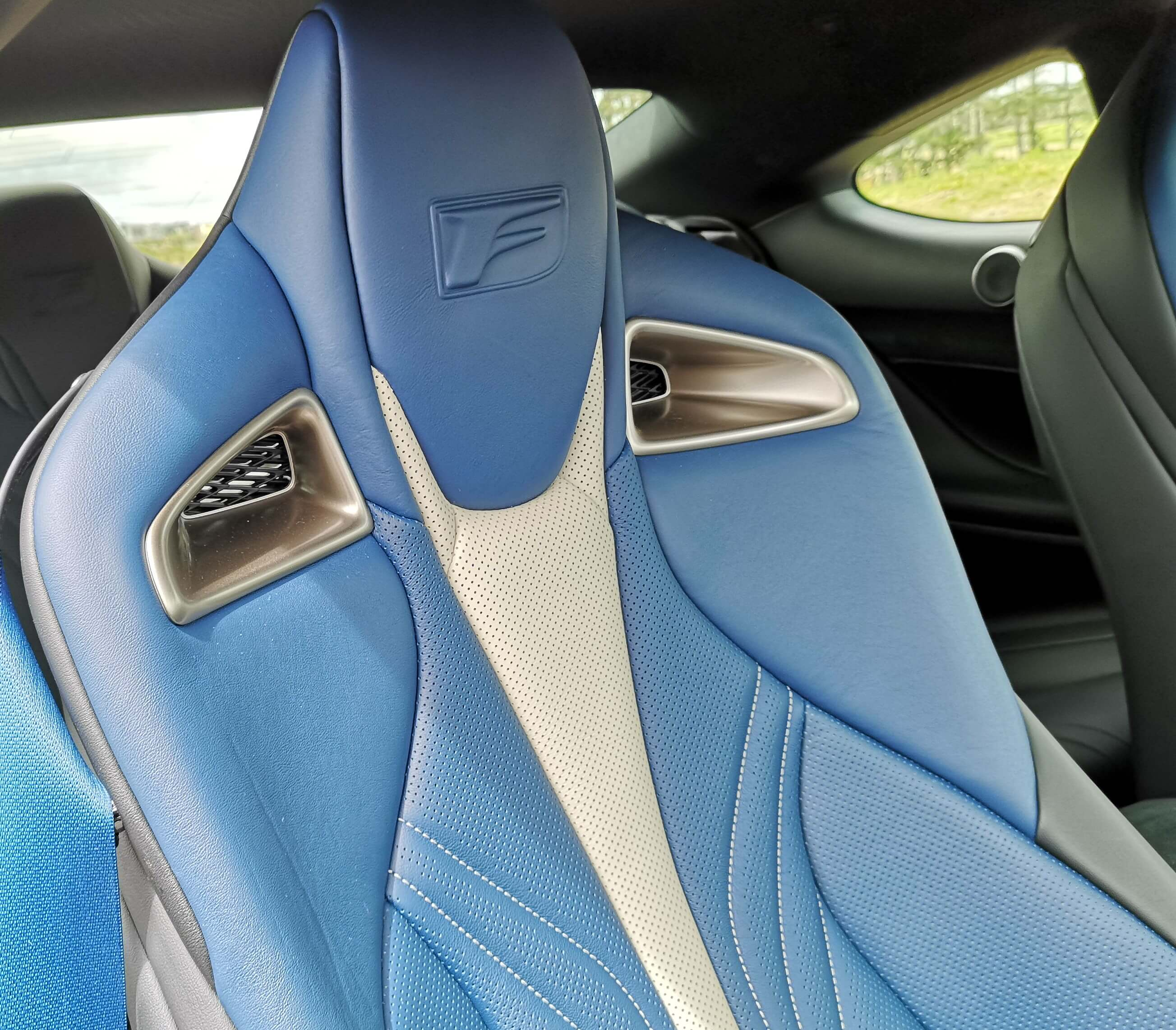 Lexus RC-F 10th Anniversary review New Zealand