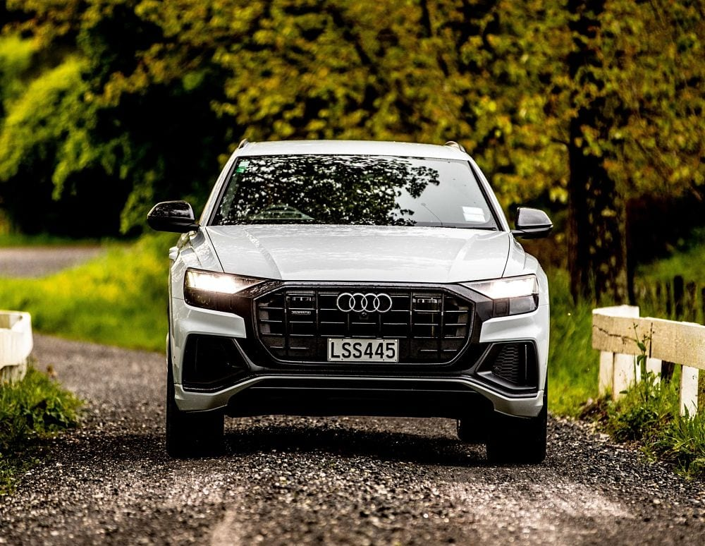 Audi Q8 review New Zealand