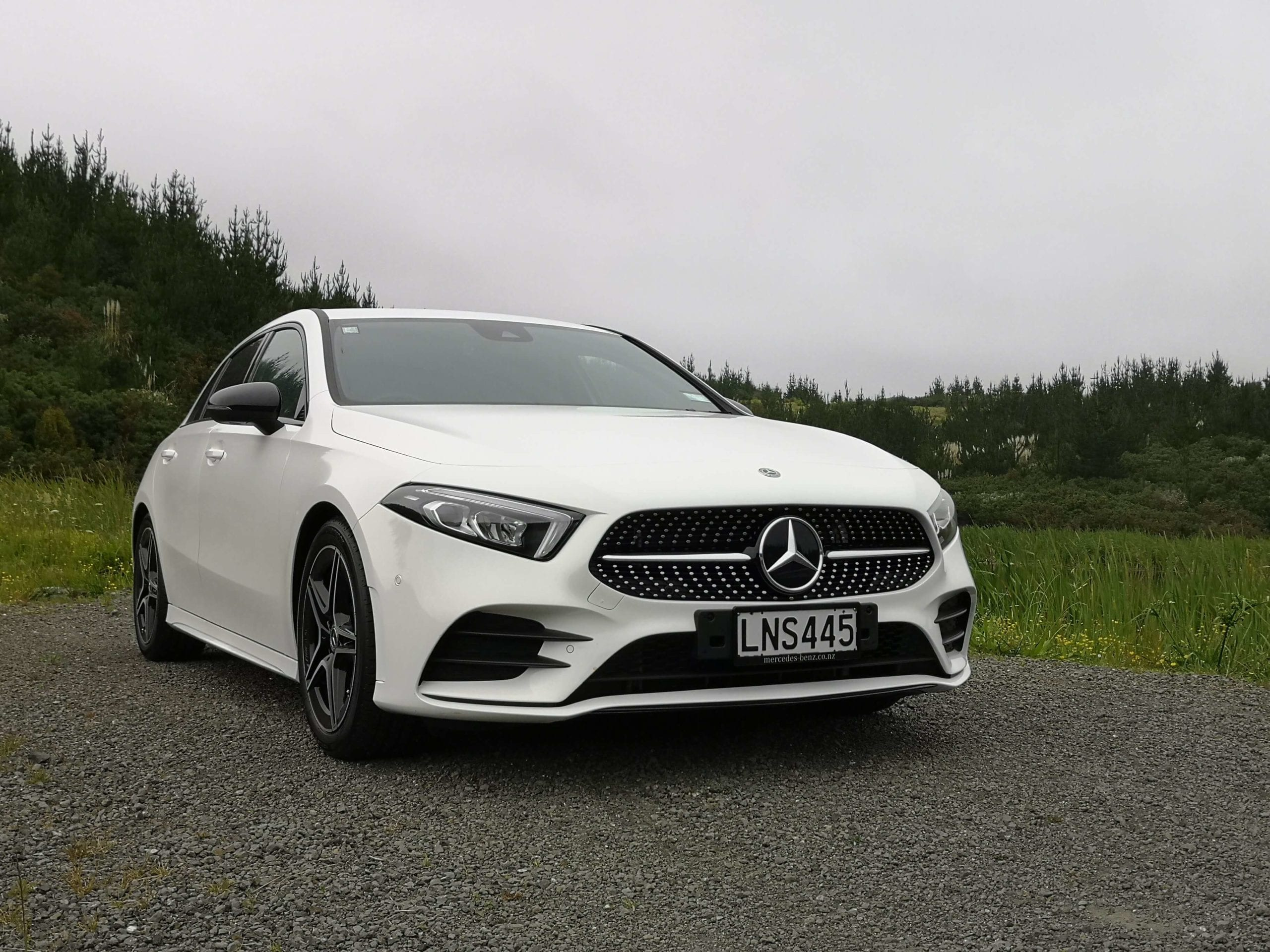 Mercedes-Benz A 200 review New Zealand