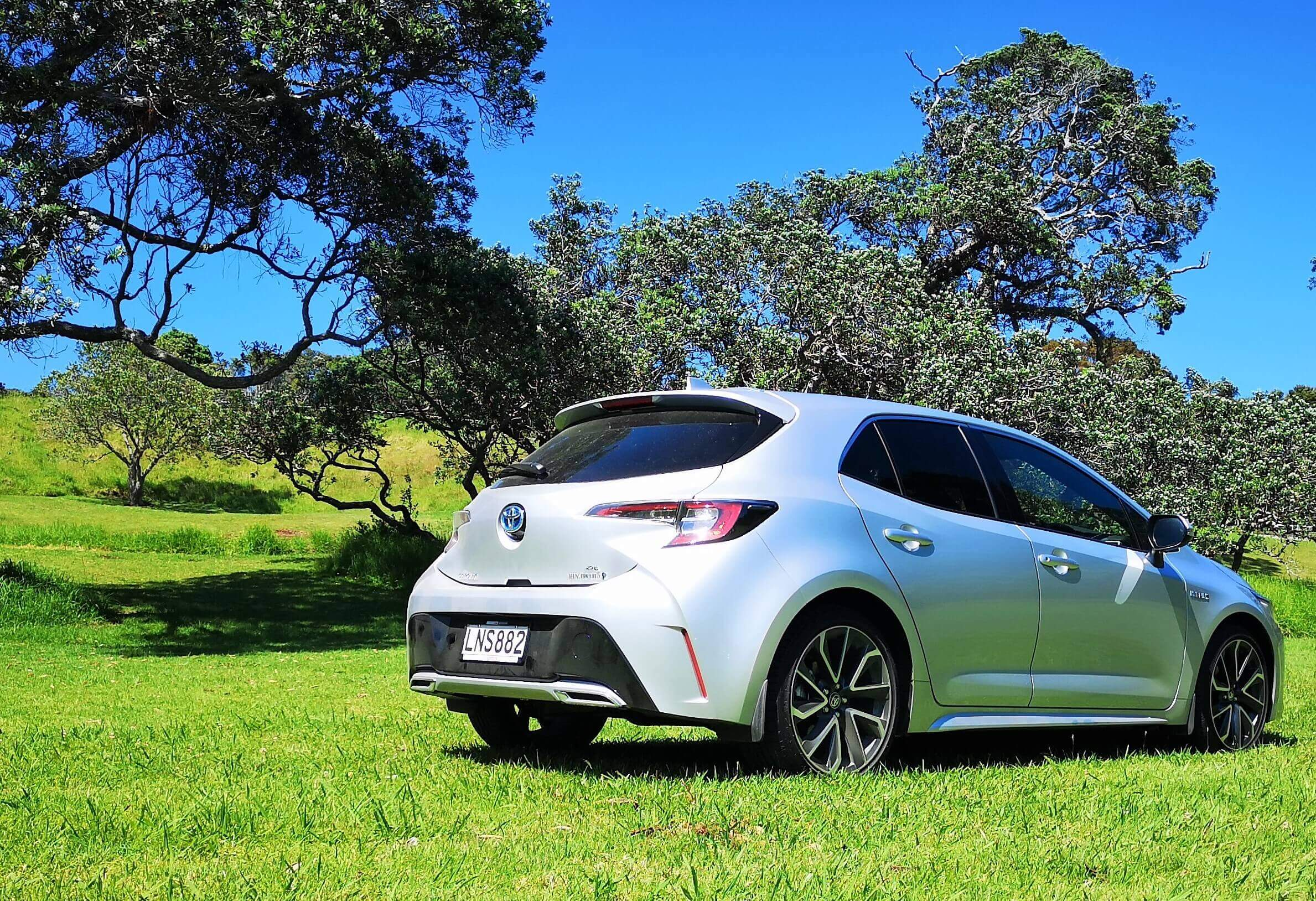 Toyota Corolla ZR Hybrid New Zealand