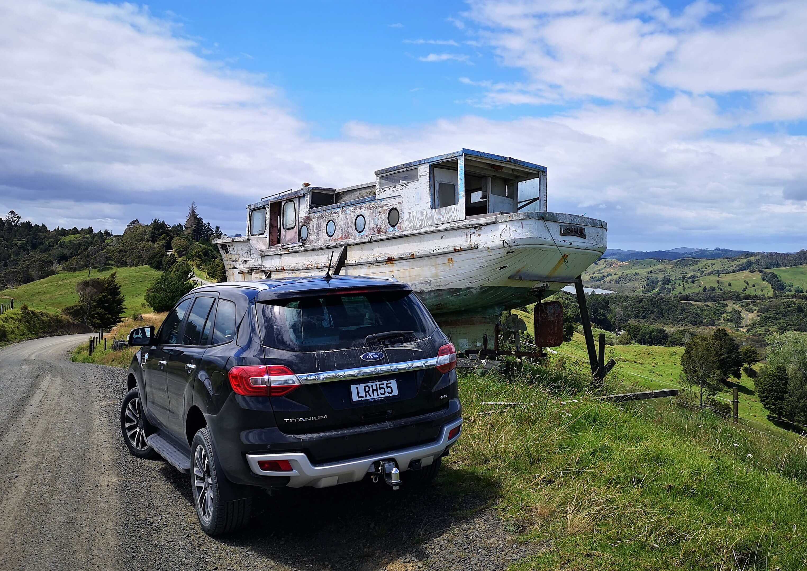 Ford Everest SUV Review New Zealand