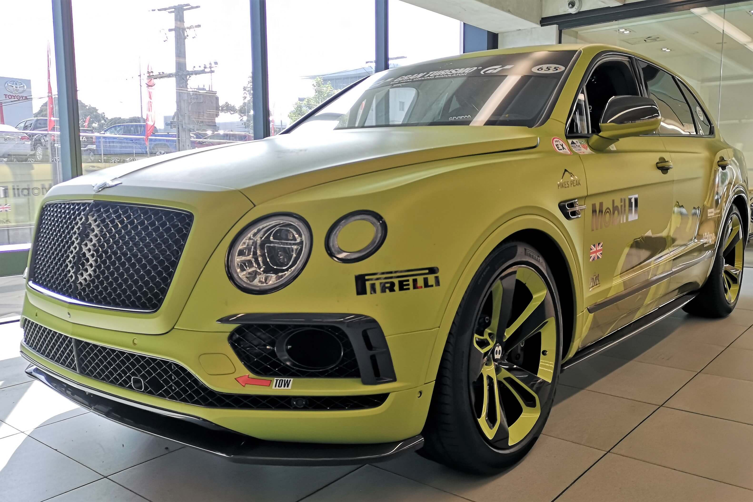 Bentley Bentayga New Zealand