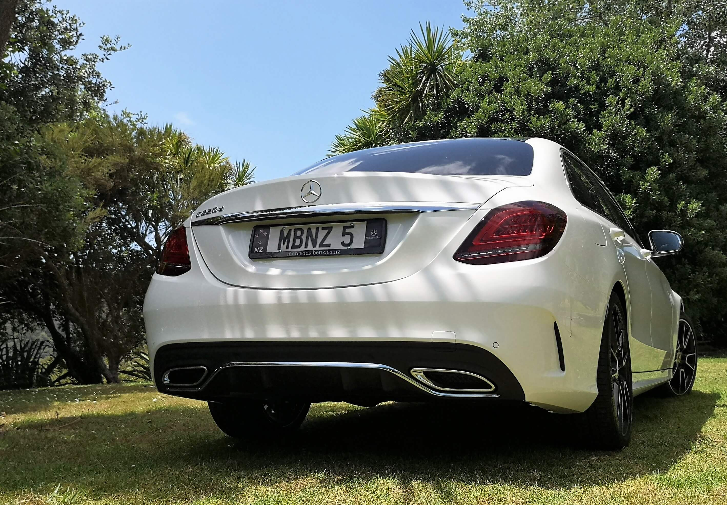 Mercedes-Benz C 220d Review New Zealand