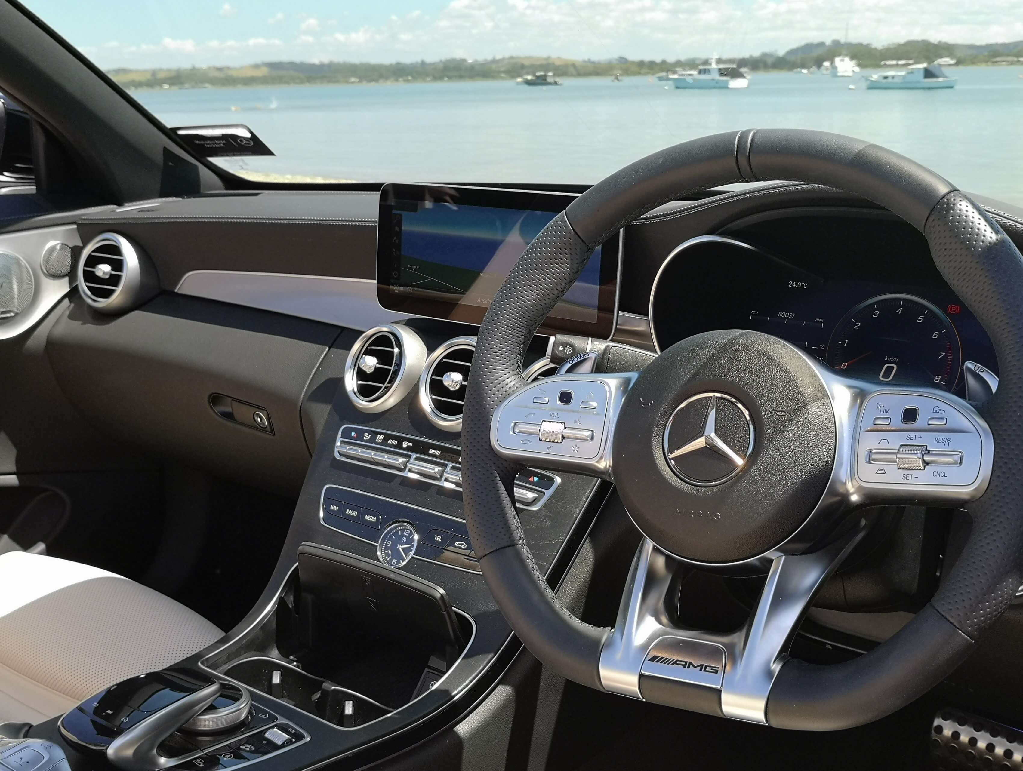 Mercedes-AMG C 43 Cabriolet review New Zealand