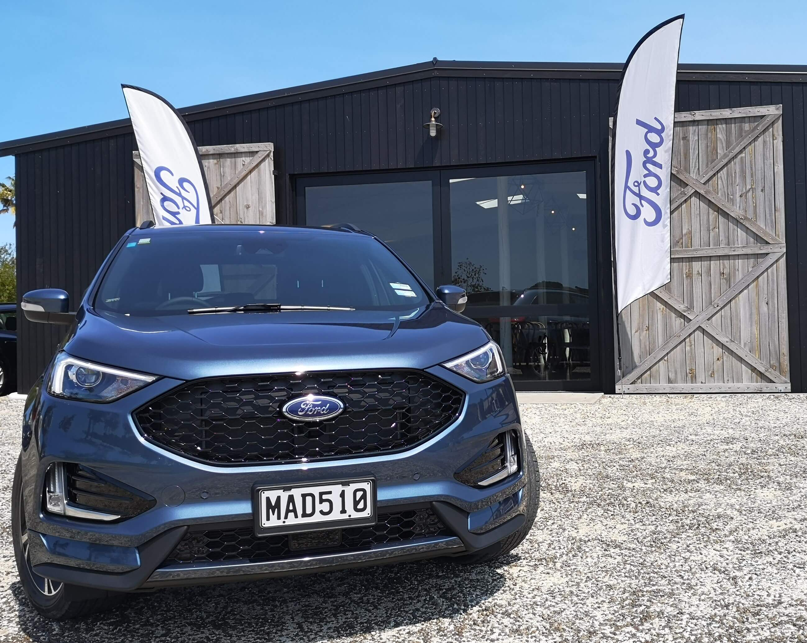 Ford Focus and Endura launch New Zealand