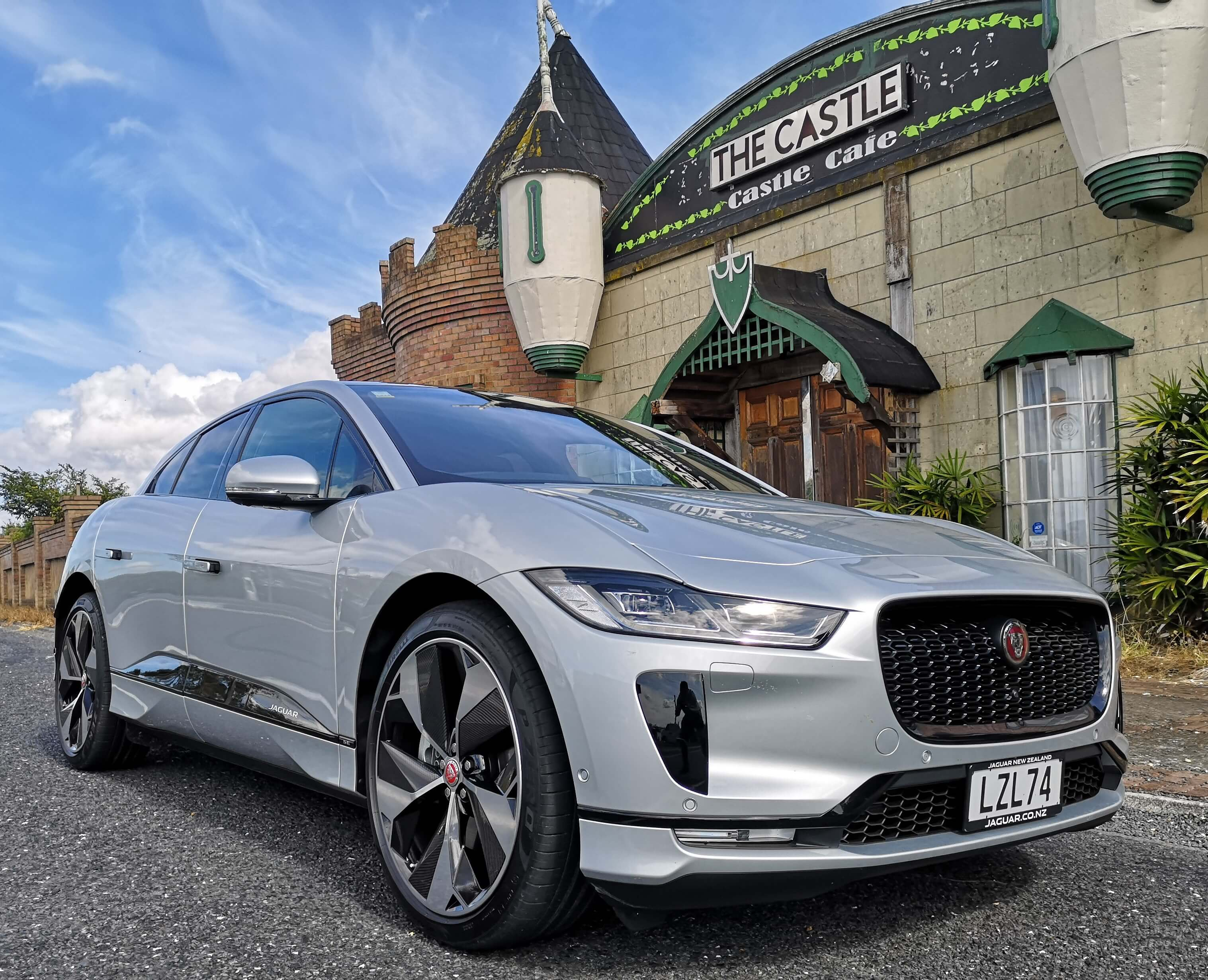 Jaguar I-Pace Review New Zealand