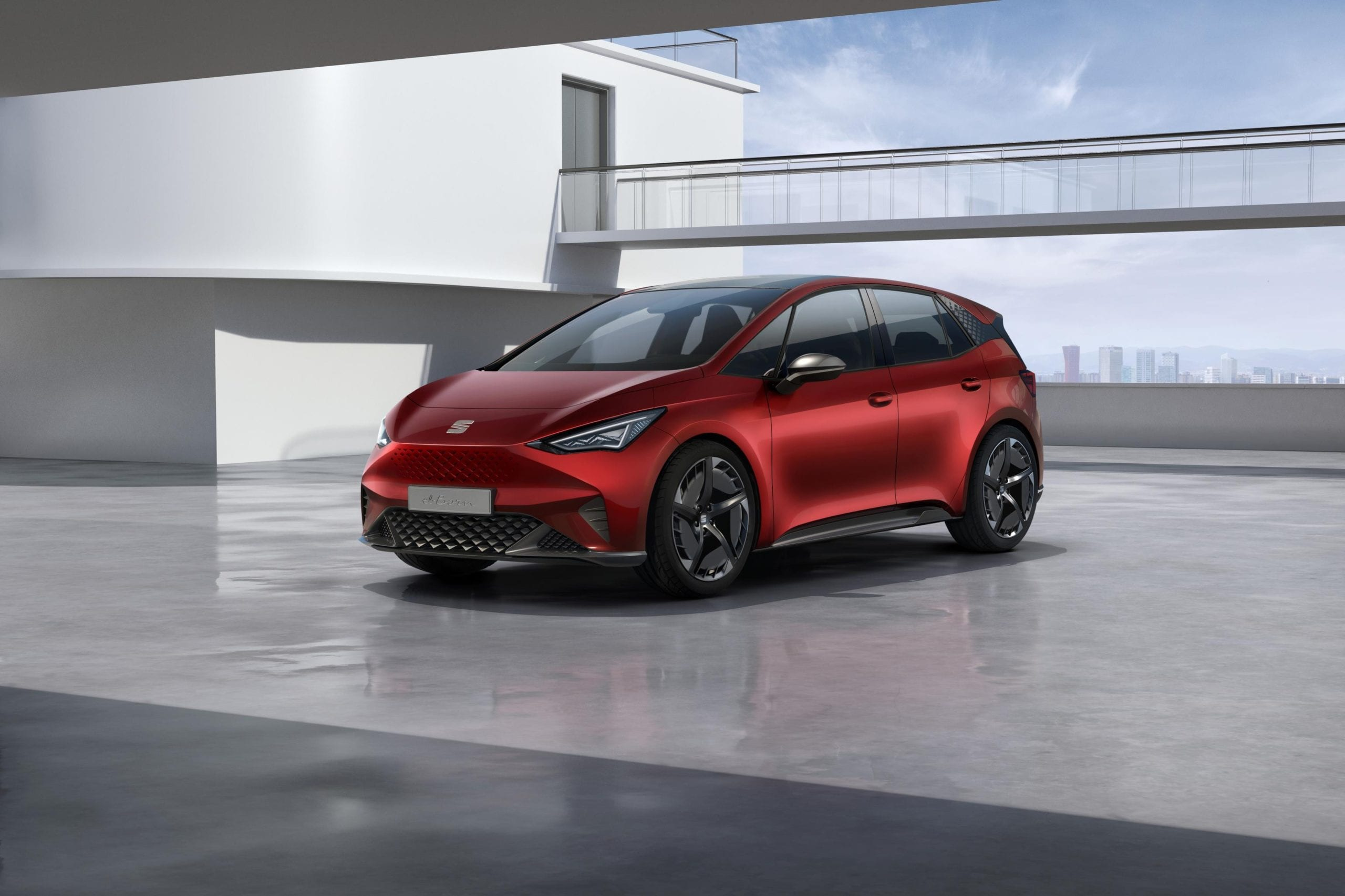 SEAT el-Born plugged into electric mobility (1)