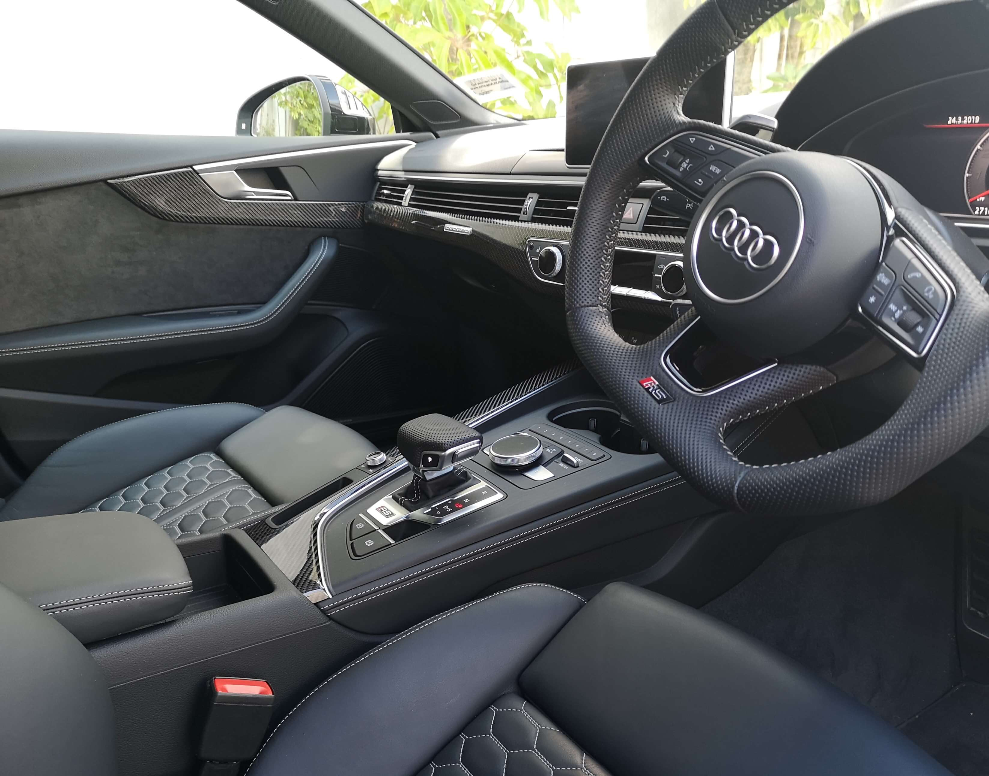 Audi RS 5 review New Zealand