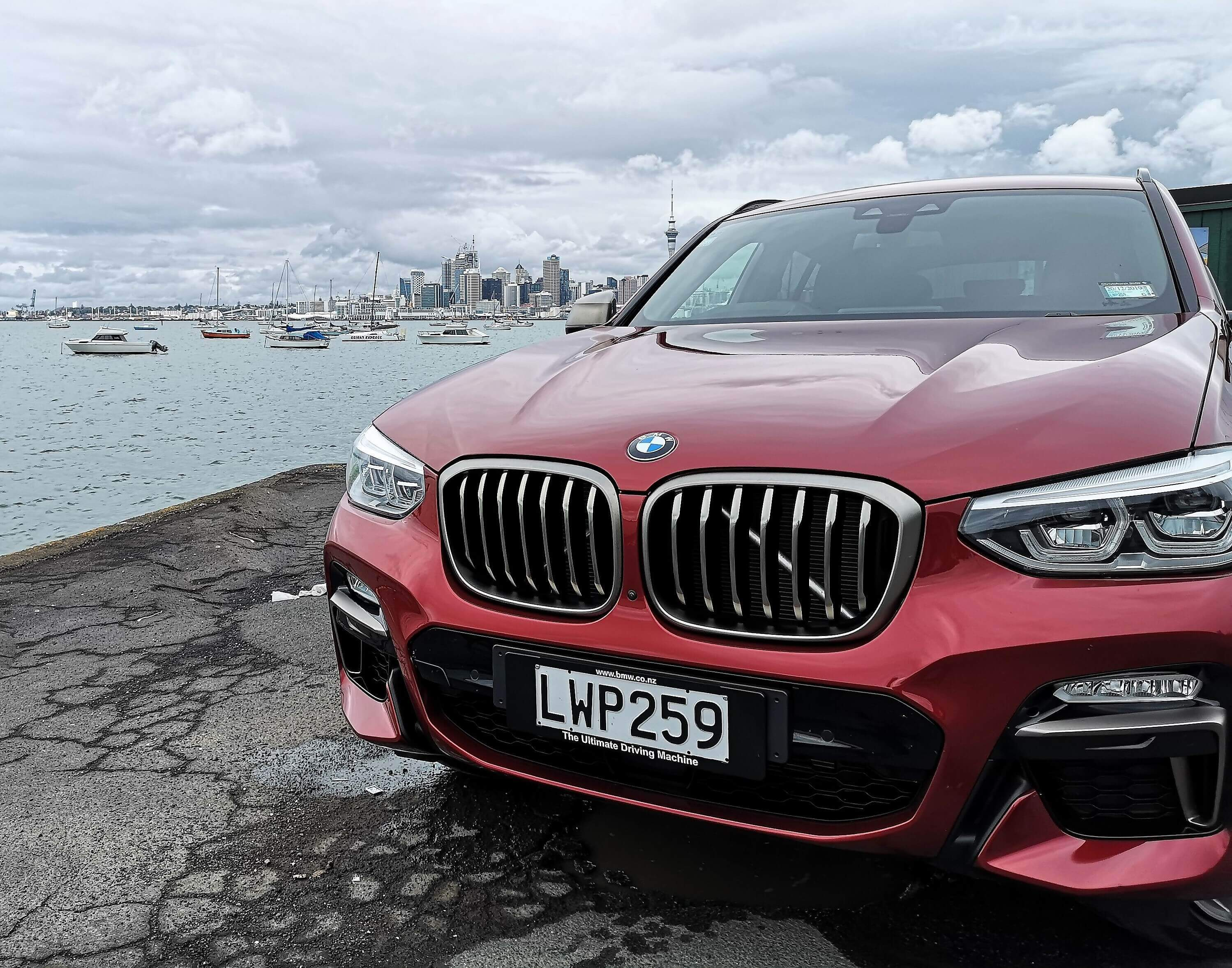 BMW X4 M40i Review New Zealand