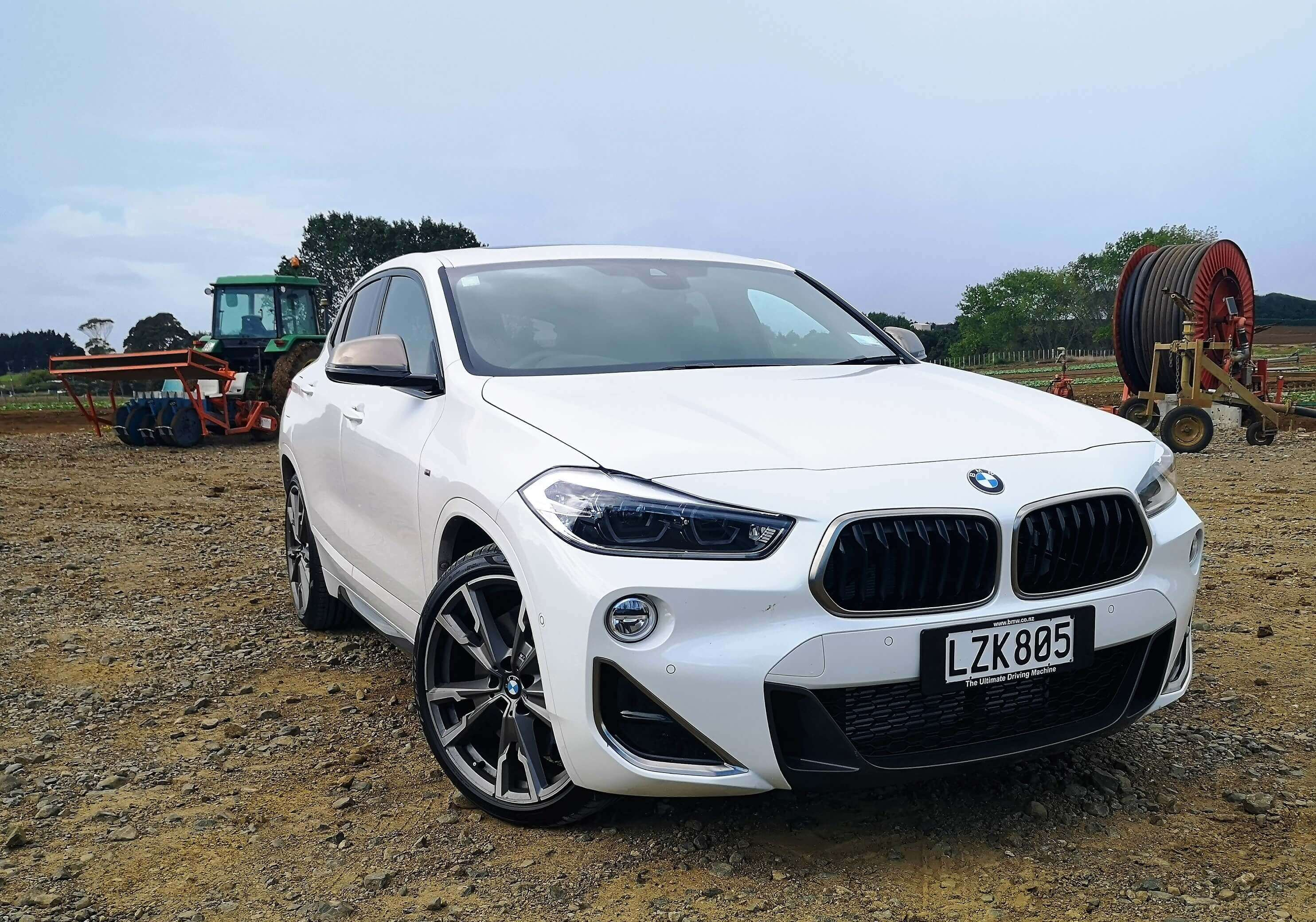 BMW X2 M35i Review New Zealand