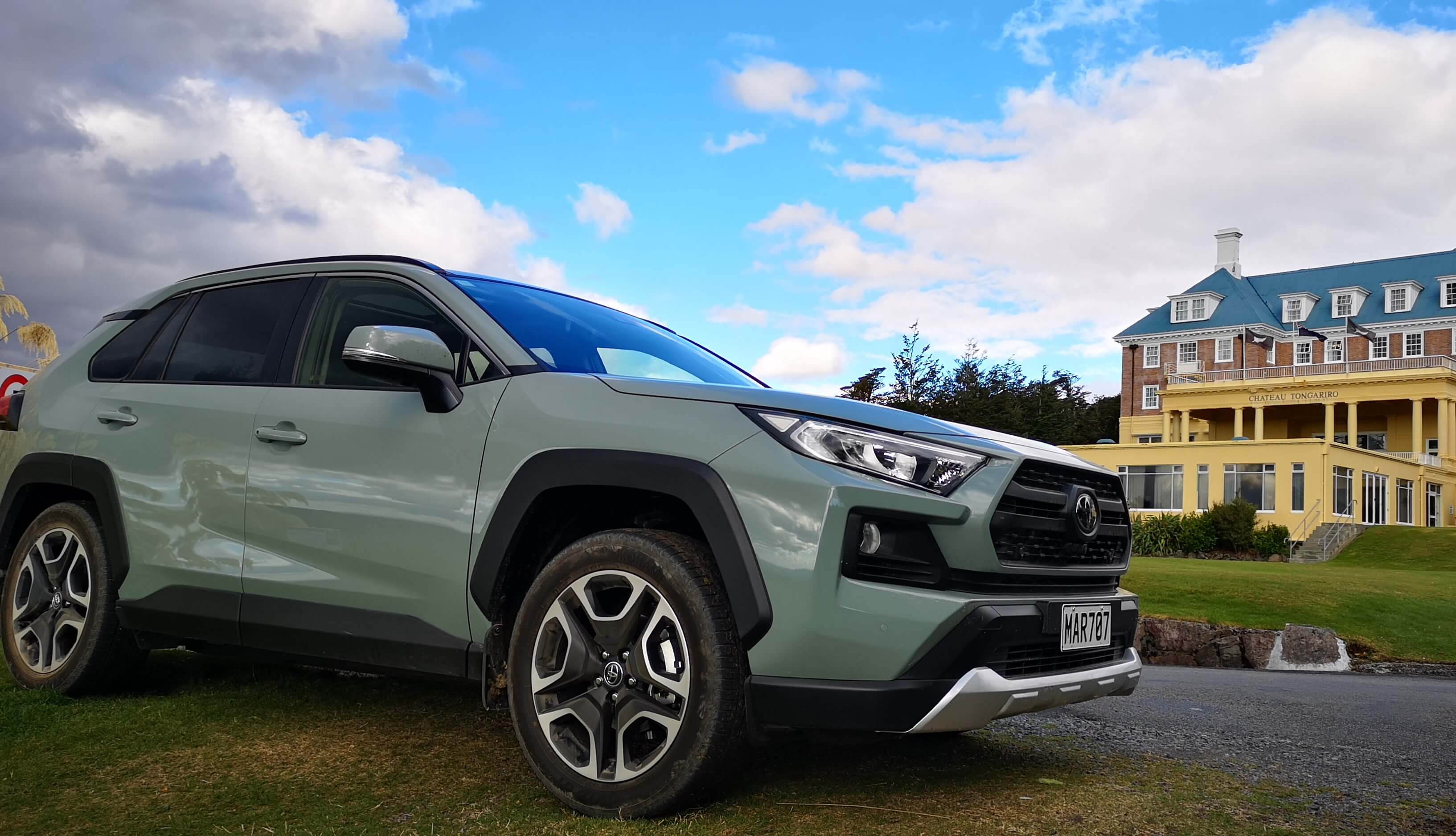 Toyota Rav4 5th Gen New Zealand