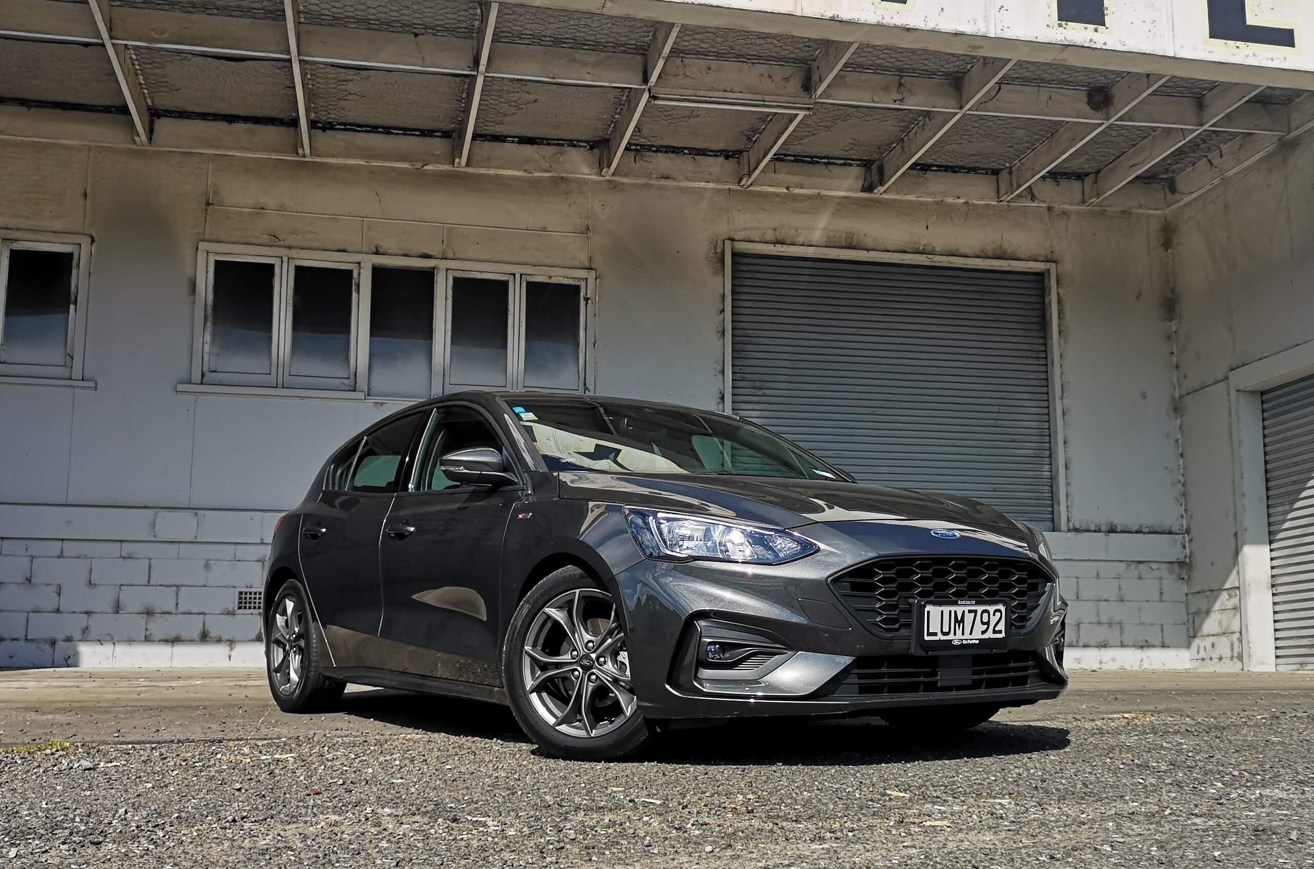 All-new Ford Focus review New Zealand