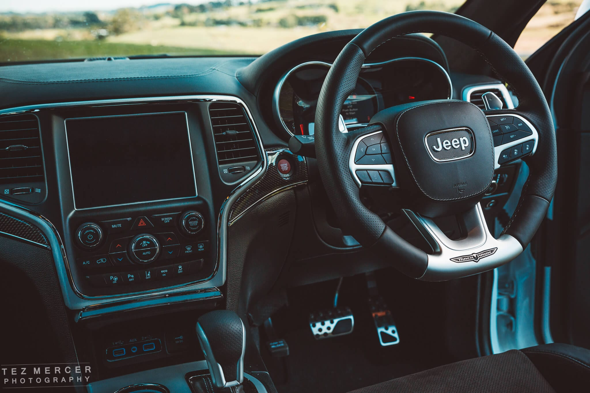 Jeep Grand Cherokee Trackhawk review New Zealand