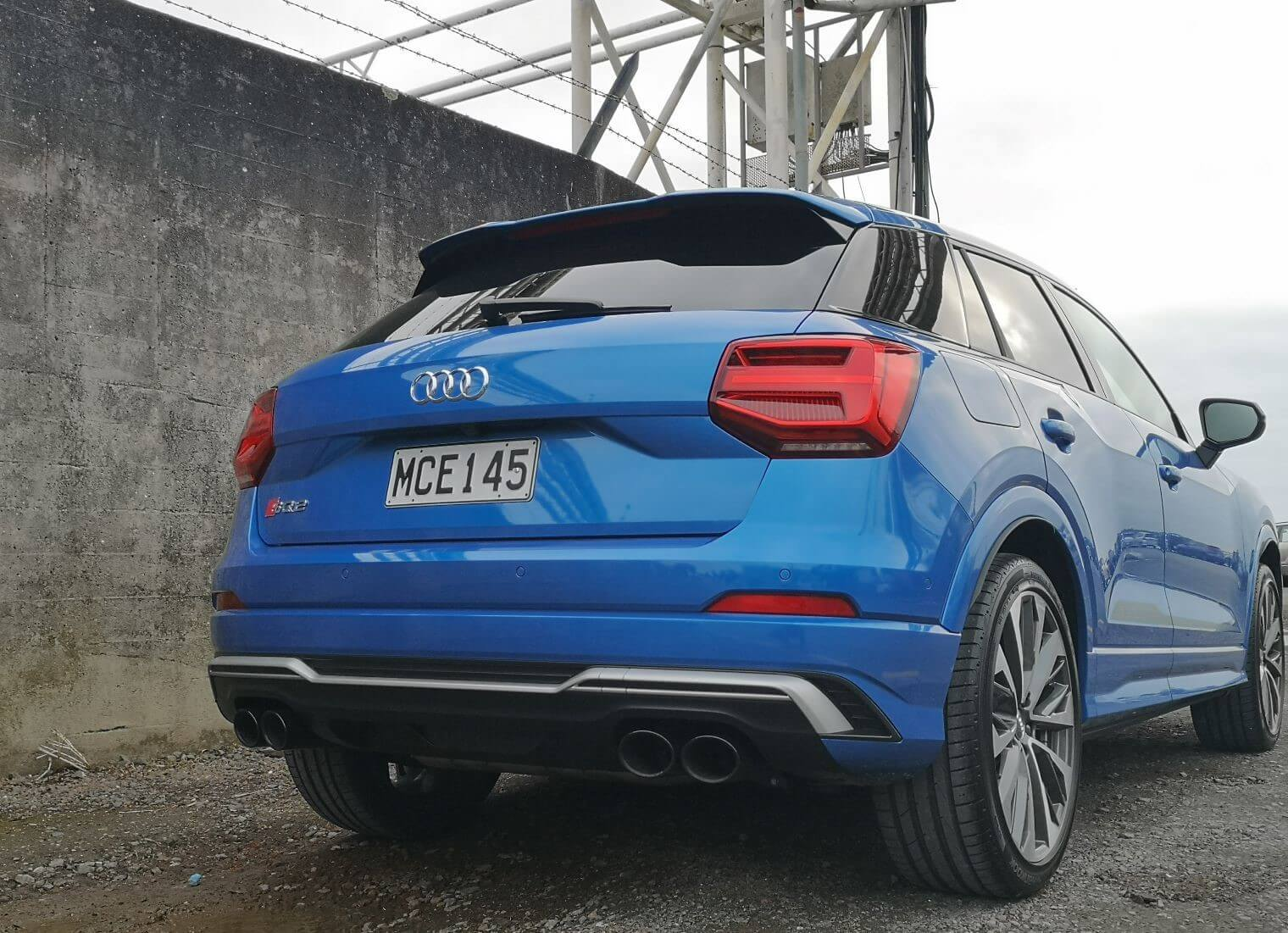 Audi SQ2 review New Zealand