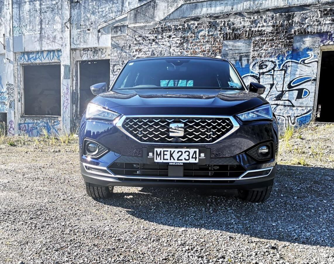 SEAT Tarraco Review New Zealand