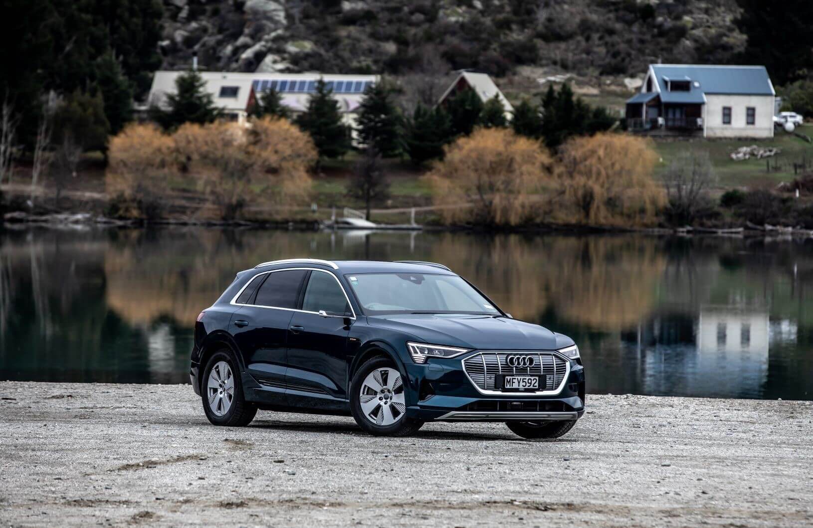 AUDI E-TRON Review New Zealand