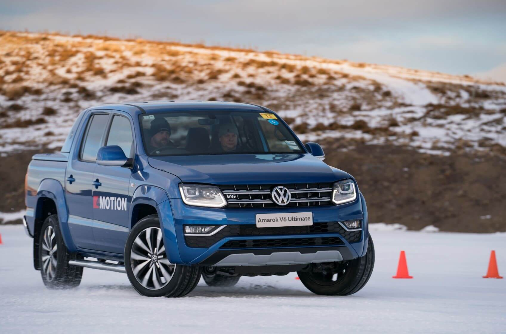 VW 4MOTION Experience NZ
