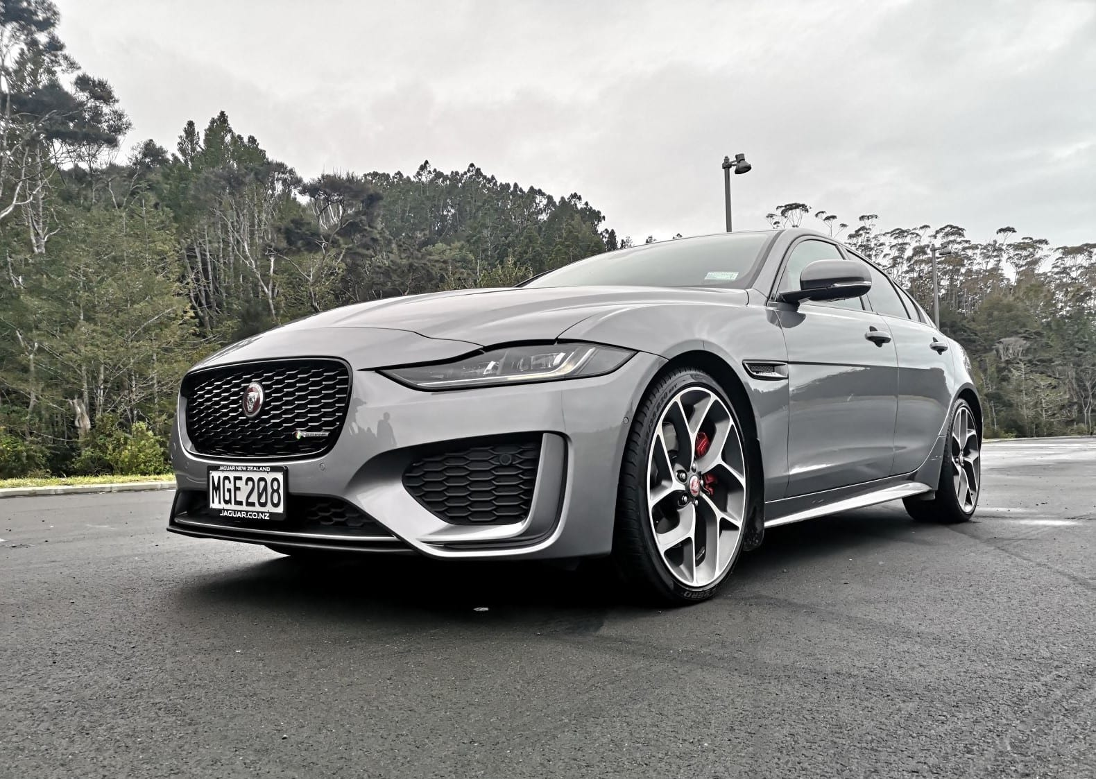 Jaguar XE Review NZ