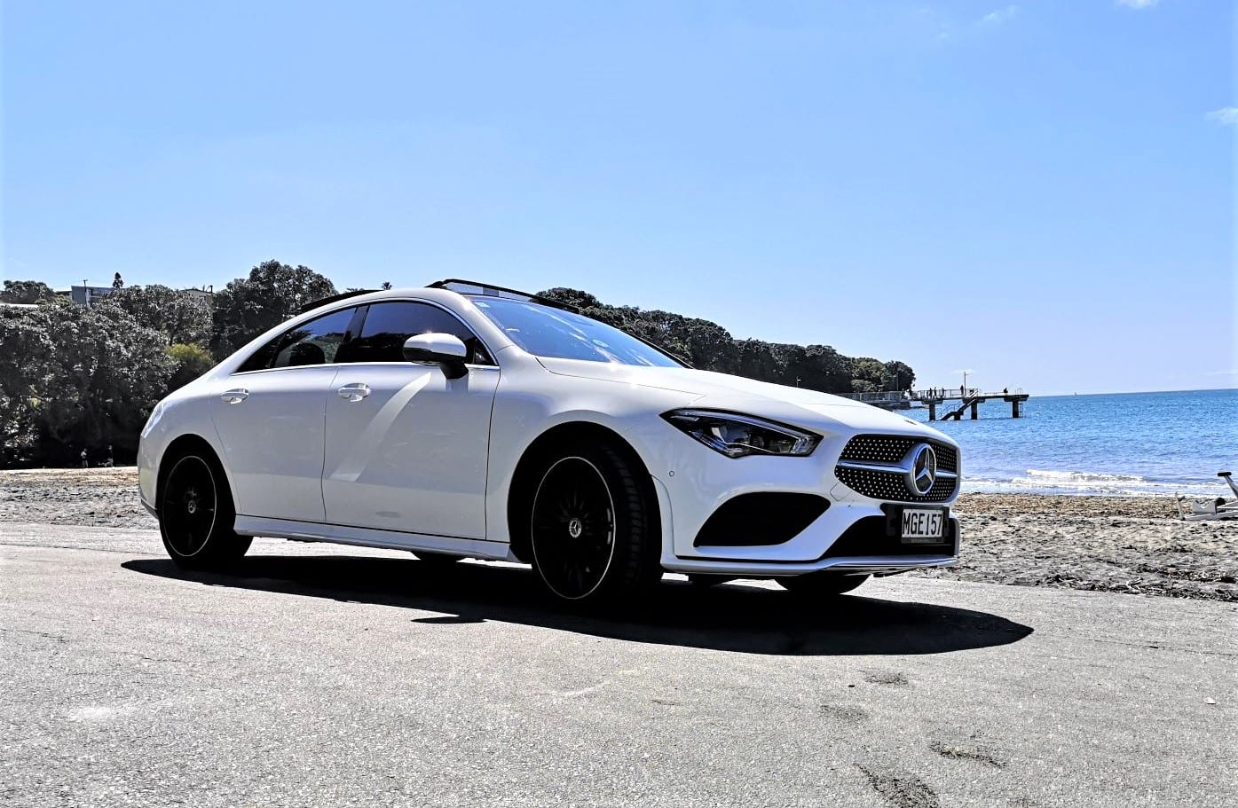 Mercedes-Benz CLA 200 Coupe Review