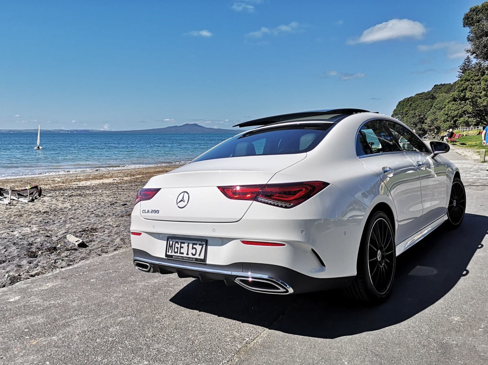 Mercedes-Benz CLA200 Coupe Review NZ