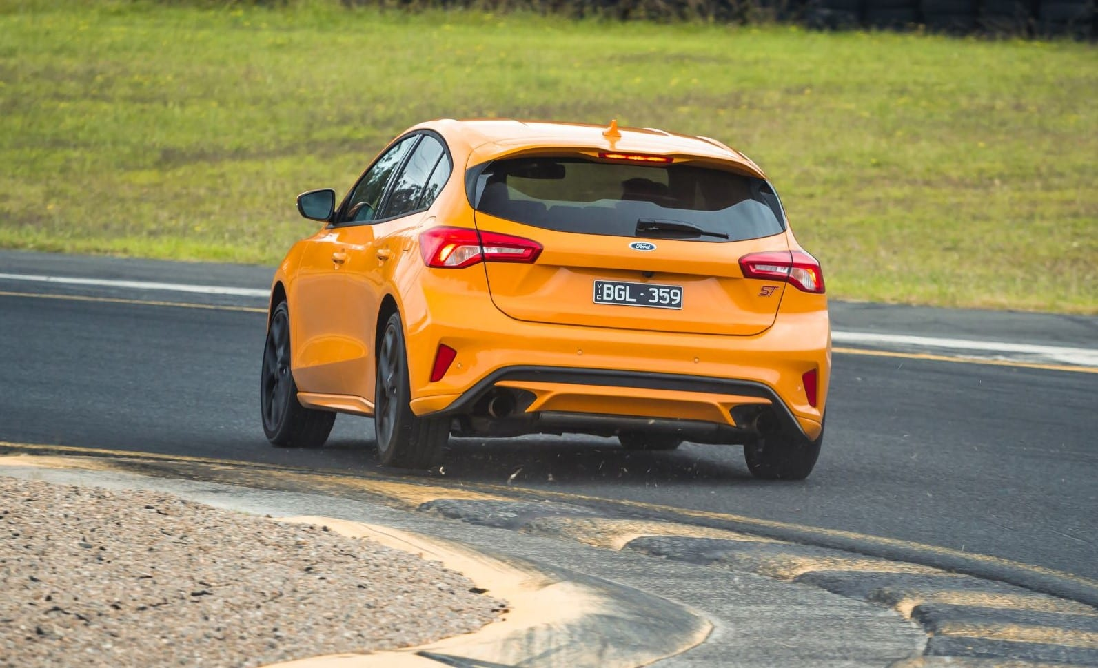 Ford Focus ST NZ