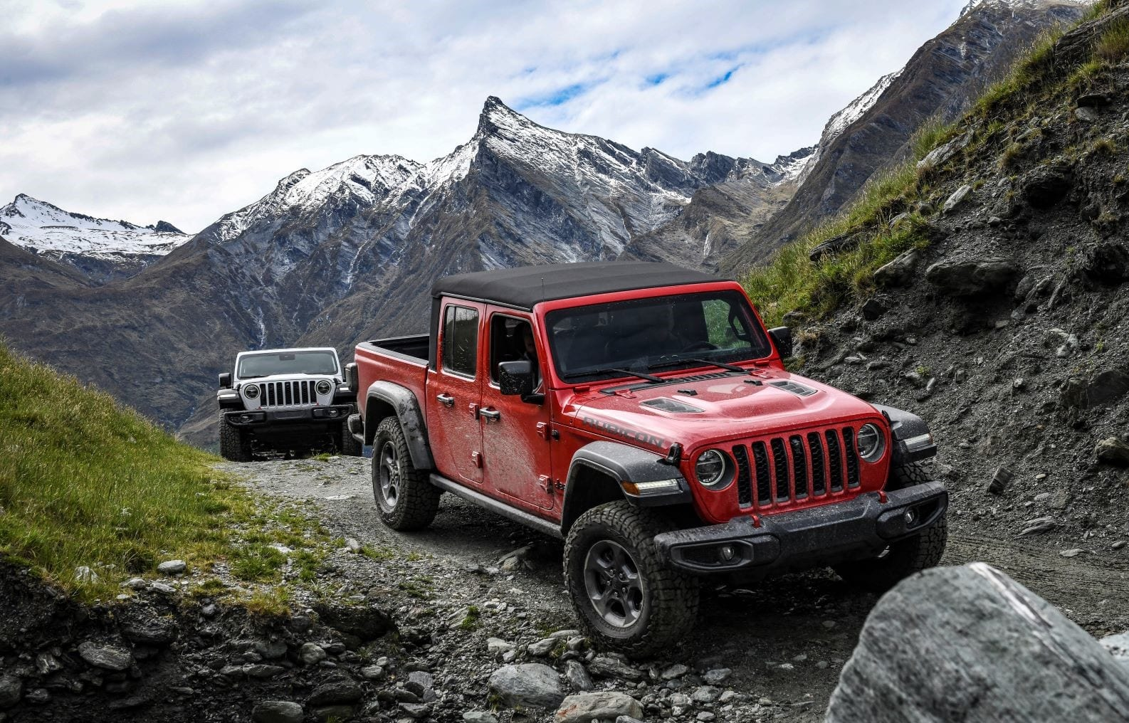 Jeep Gladiator NZ