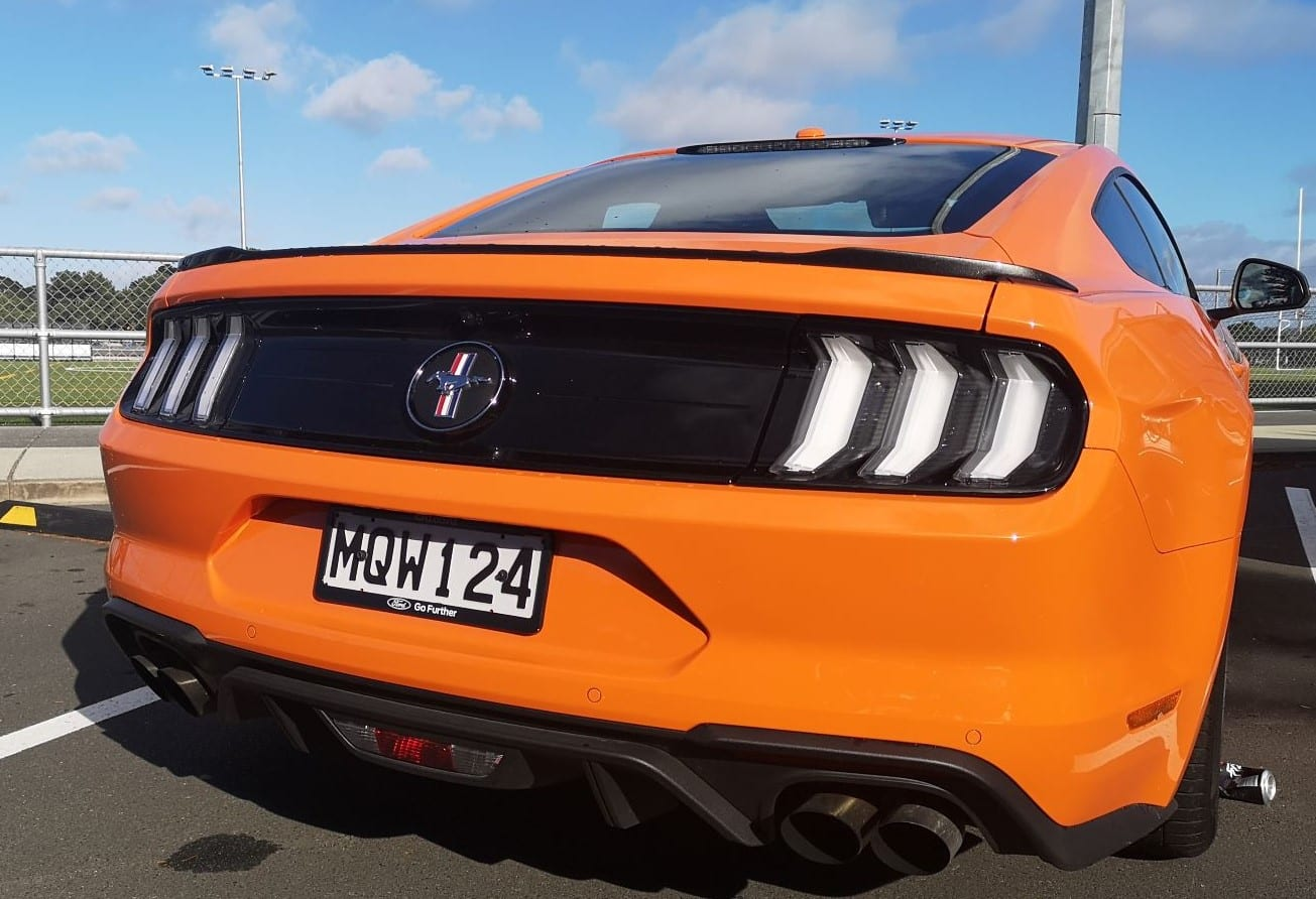 2020 Mustang High-Performance review