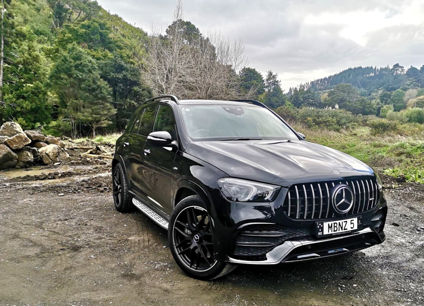 2021 Mercedes-AMG GLE 53 Review NZ