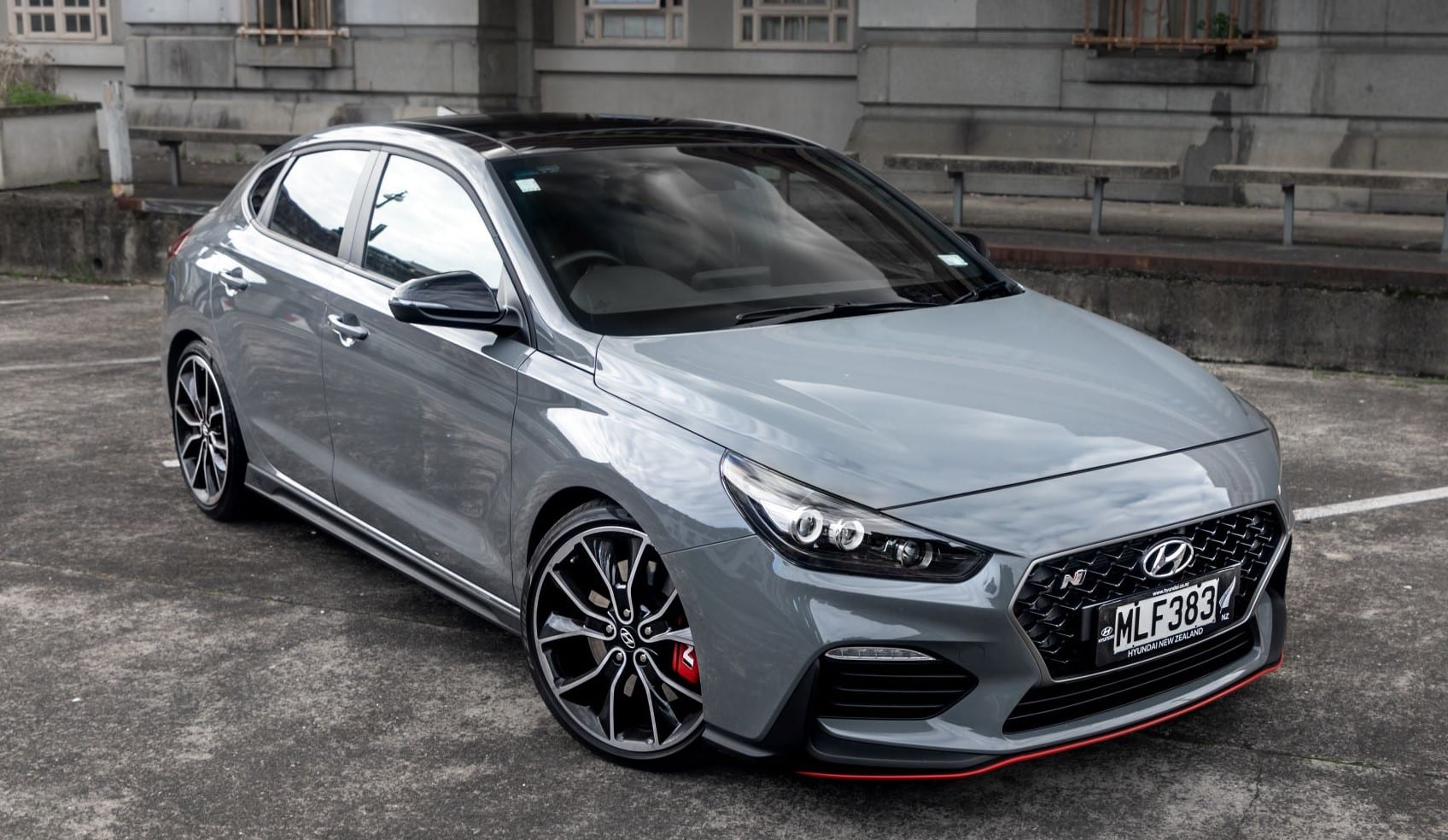Hyundai i30N Fastback review NZ