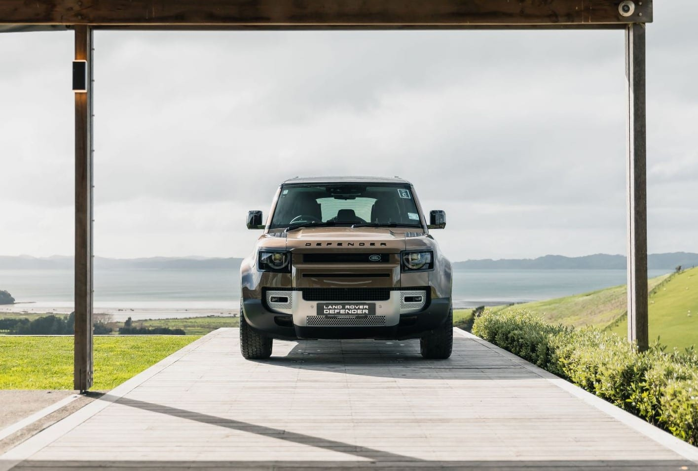 Land Rover Defender review NZ
