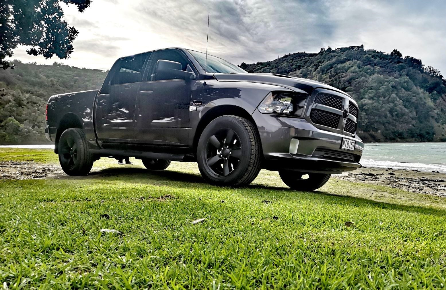 RAM 1500 Express Crew Cab review NZ