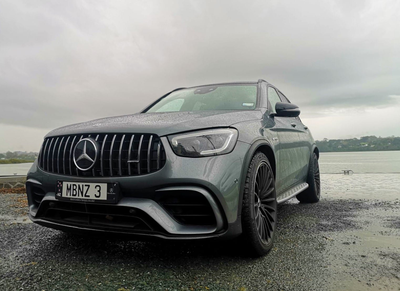 AMG GLC 63 S review NZ