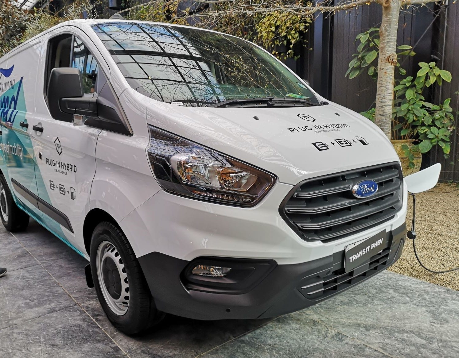 Ford Transit EV NZ