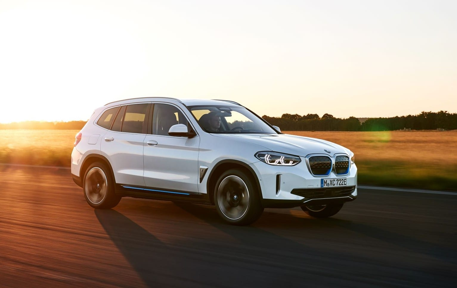 BMW iX3 NZ