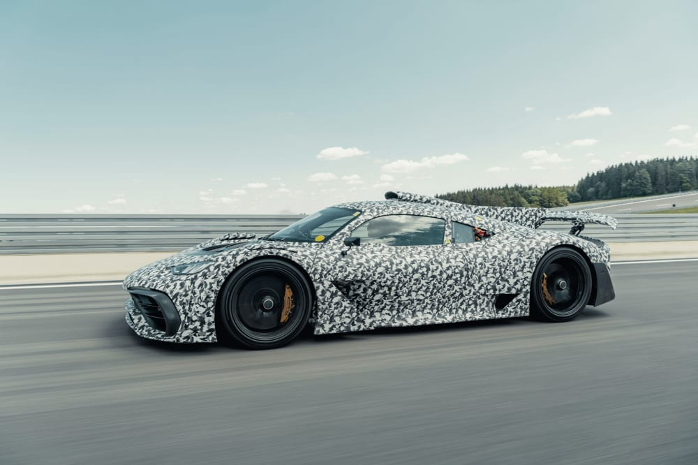 Mercedes-AMG Project ONE NZ