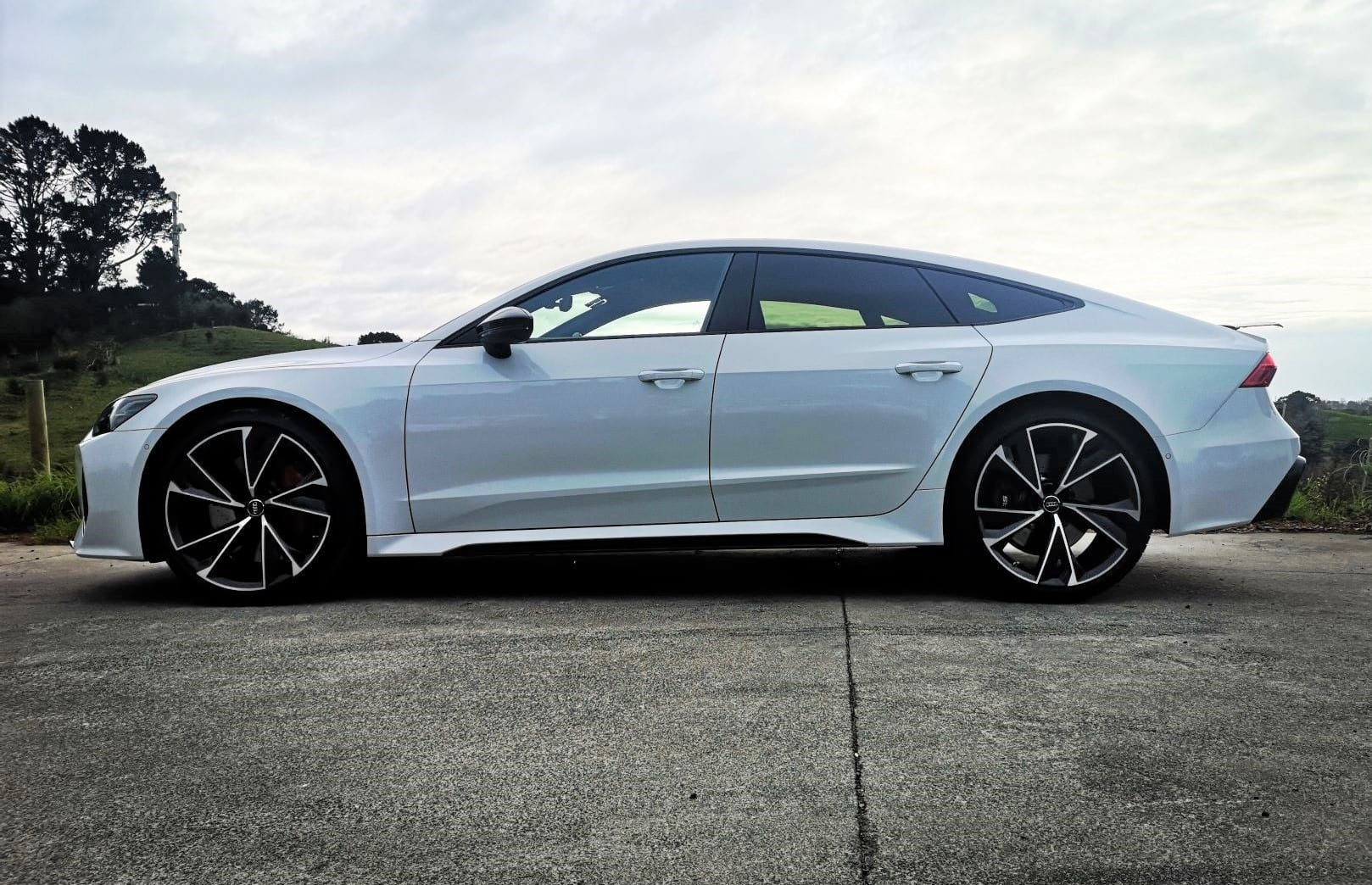 Audi RS 7 Sportback review NZ