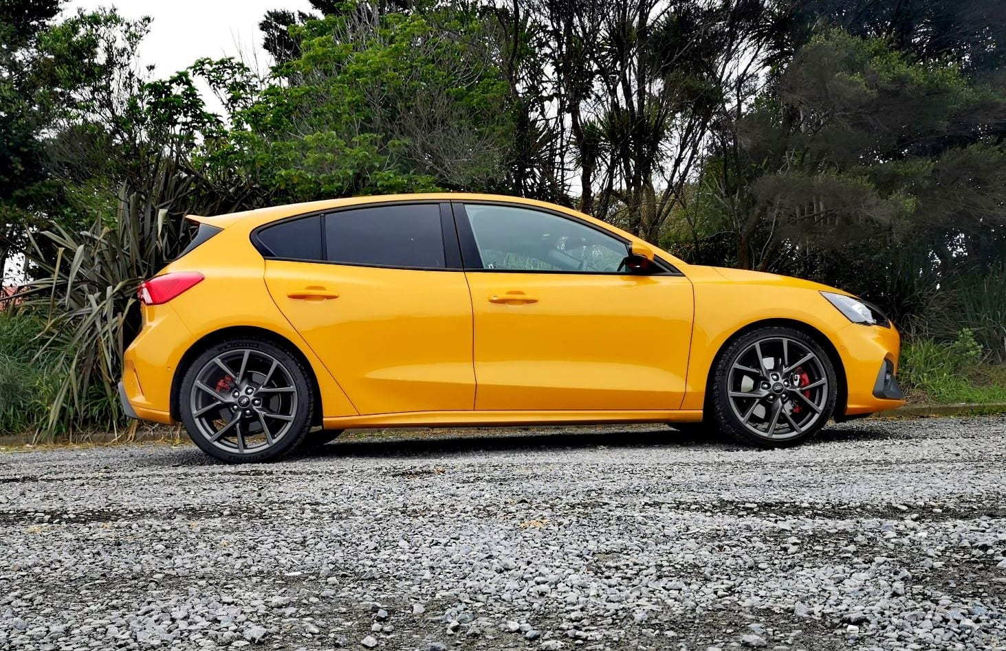 Ford Focus ST review NZ