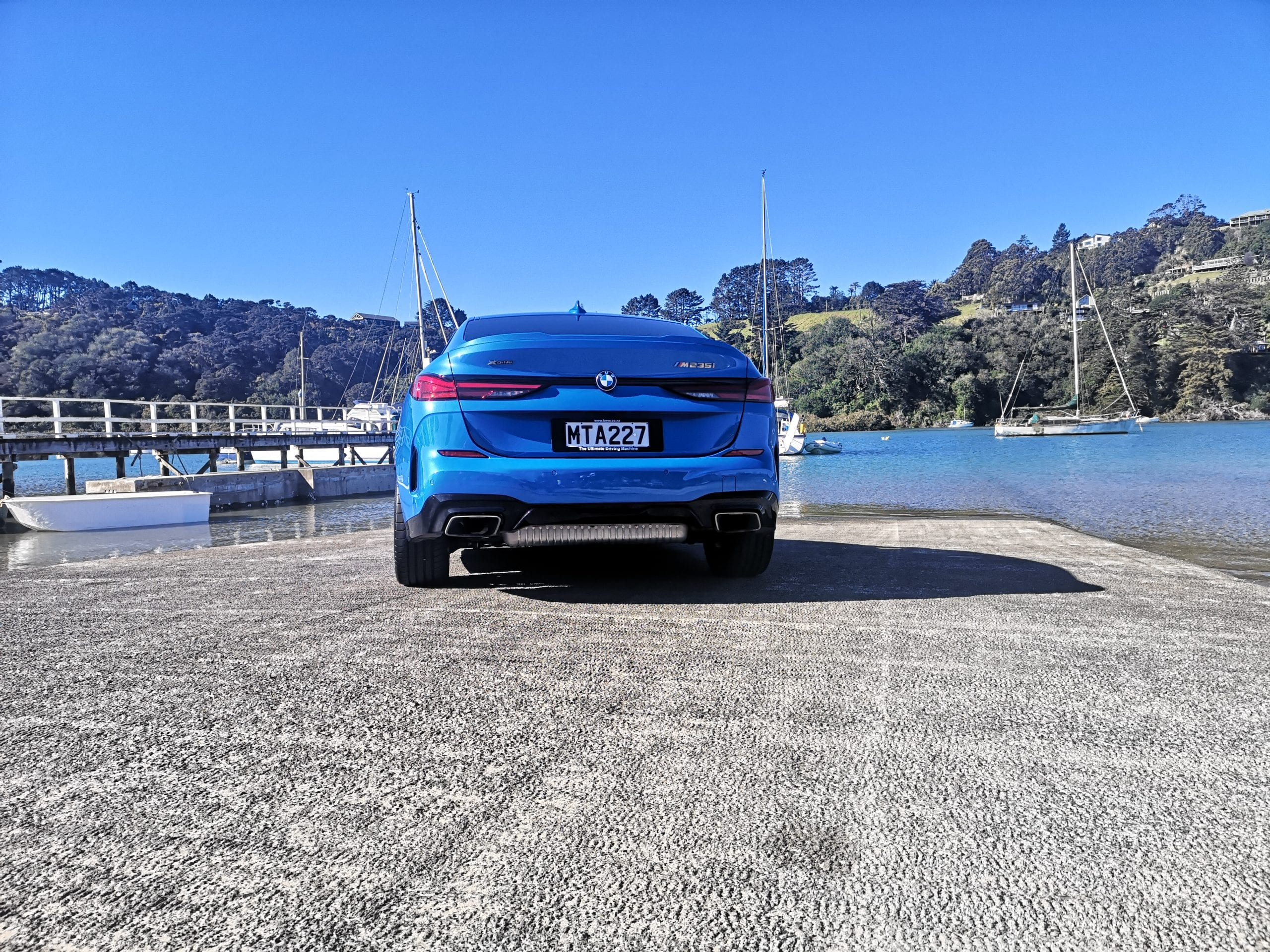 BMW M235i Gran Coupe review NZ