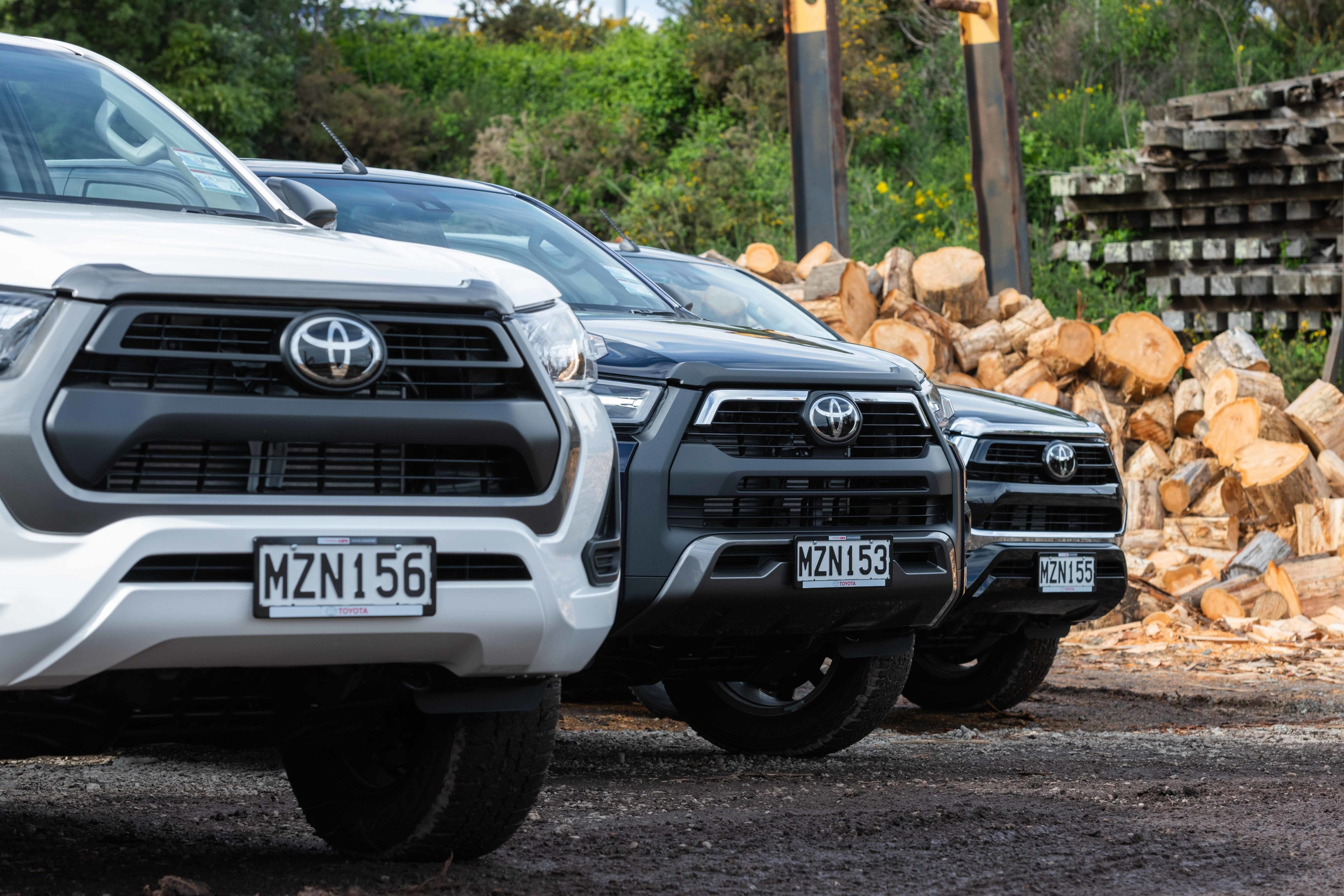 2021 Toyota Hilux Review NZ