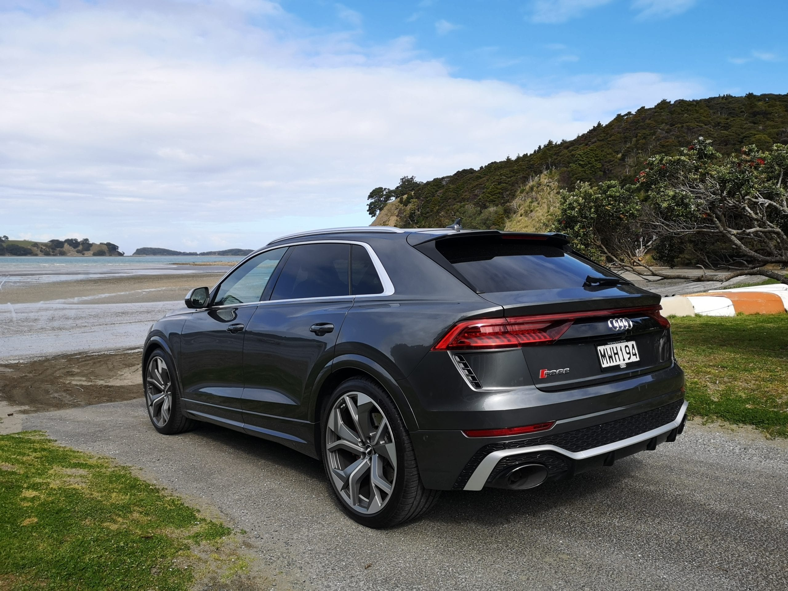 2021 Audi RSQ8  review NZ